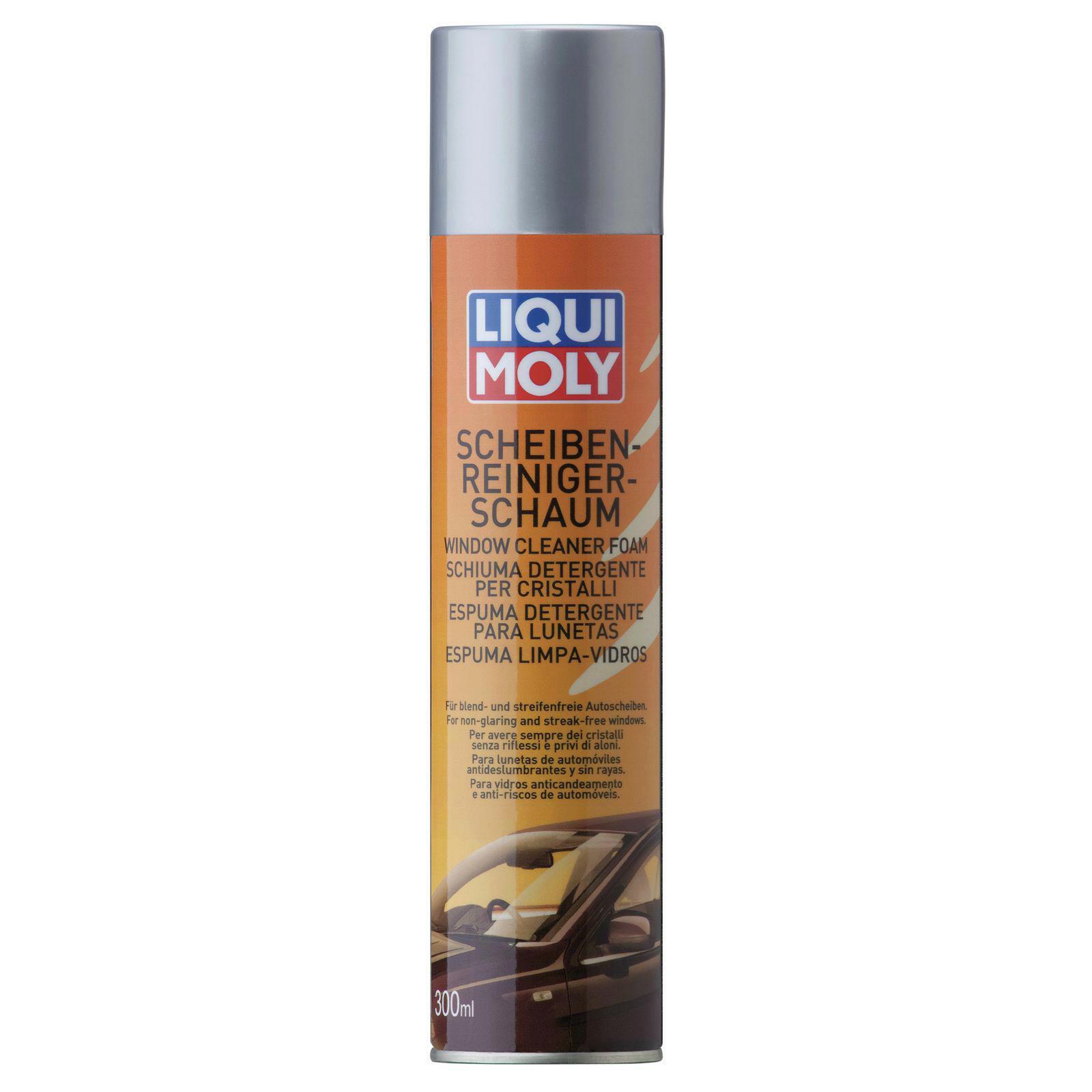 Liqui Moly Scheiben-Reiniger-Schaum 300ml