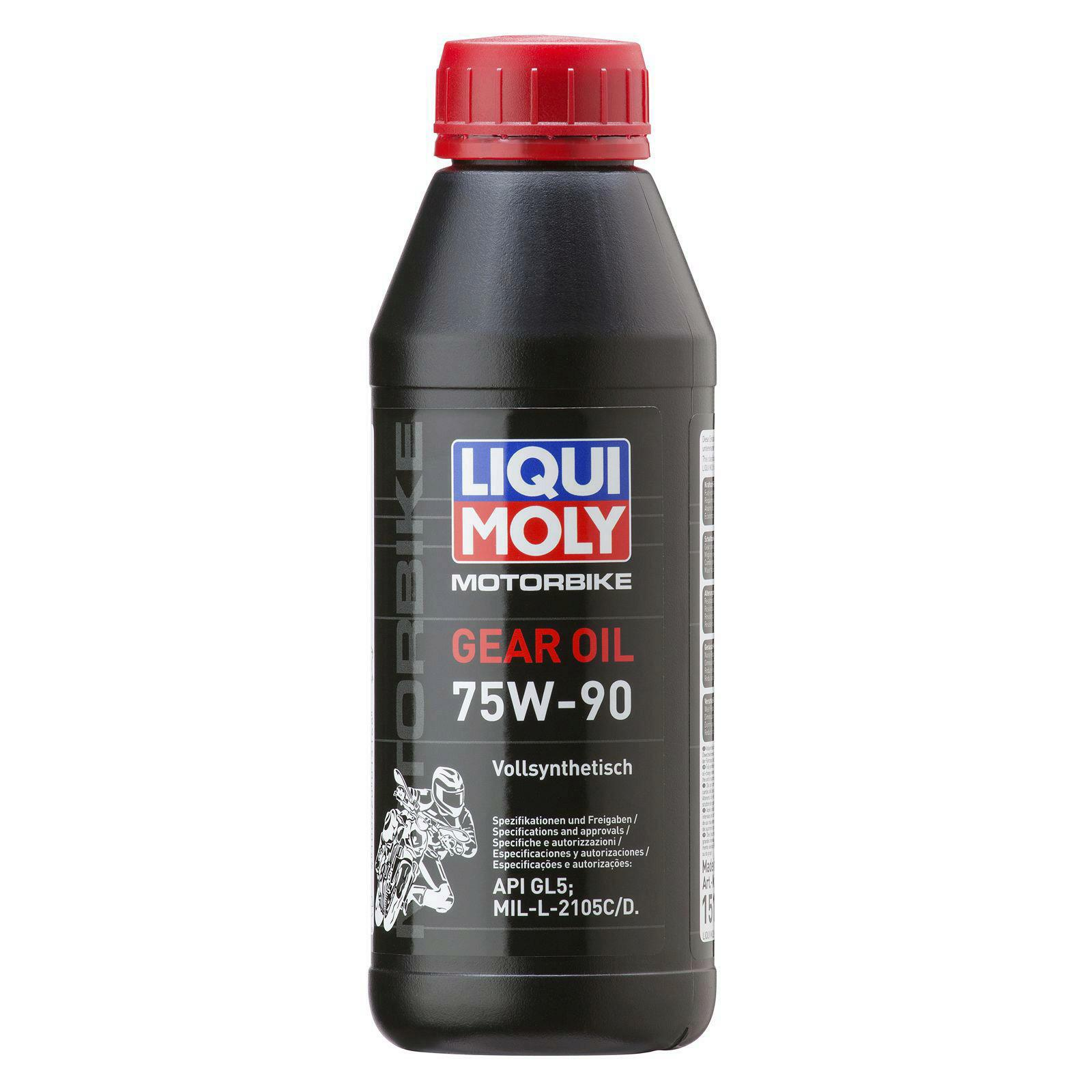 Liqui Moly Motorbike Gear Öl 75W-90 500ml