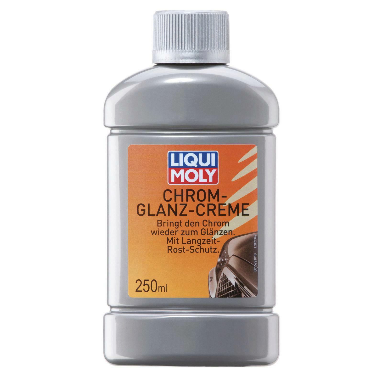 Liqui Moly Chrom-Glanz-Creme 250ml
