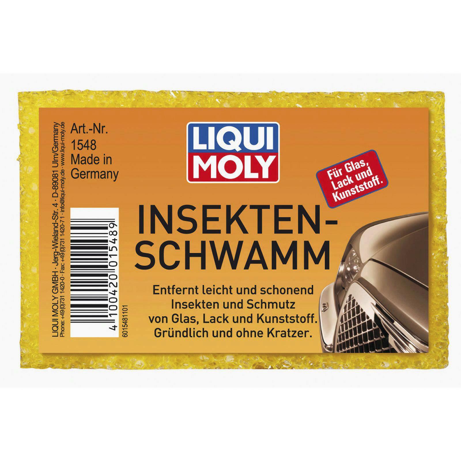 Liqui Moly Insekten-Schwamm