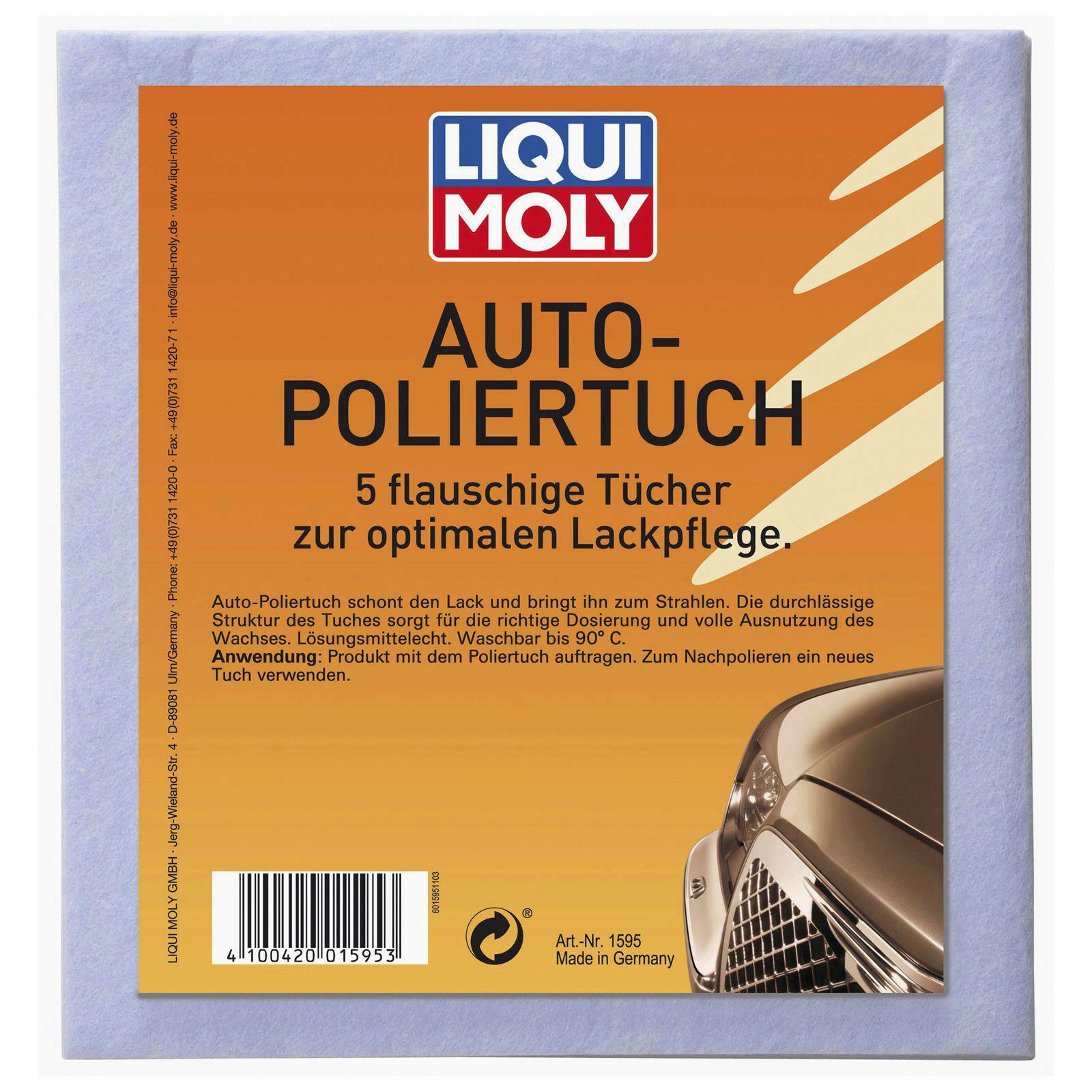 Liqui Moly Auto-Poliertuch