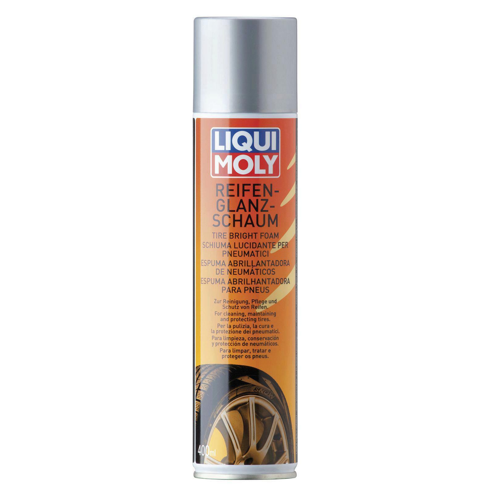 Liqui Moly Reifen-Glanz-Schaum 400ml