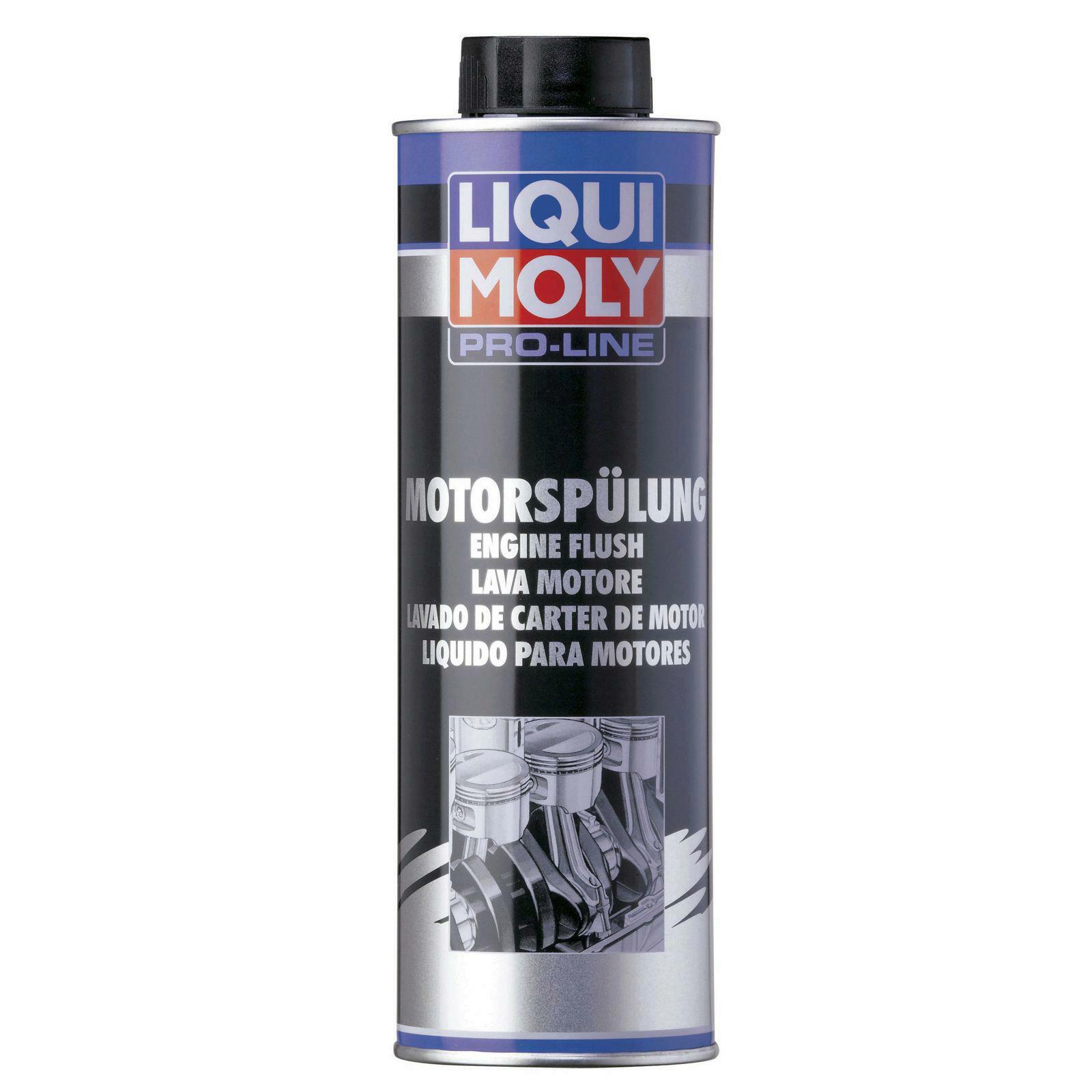 Liqui Moly Pro-Line Motorspülung 500ml