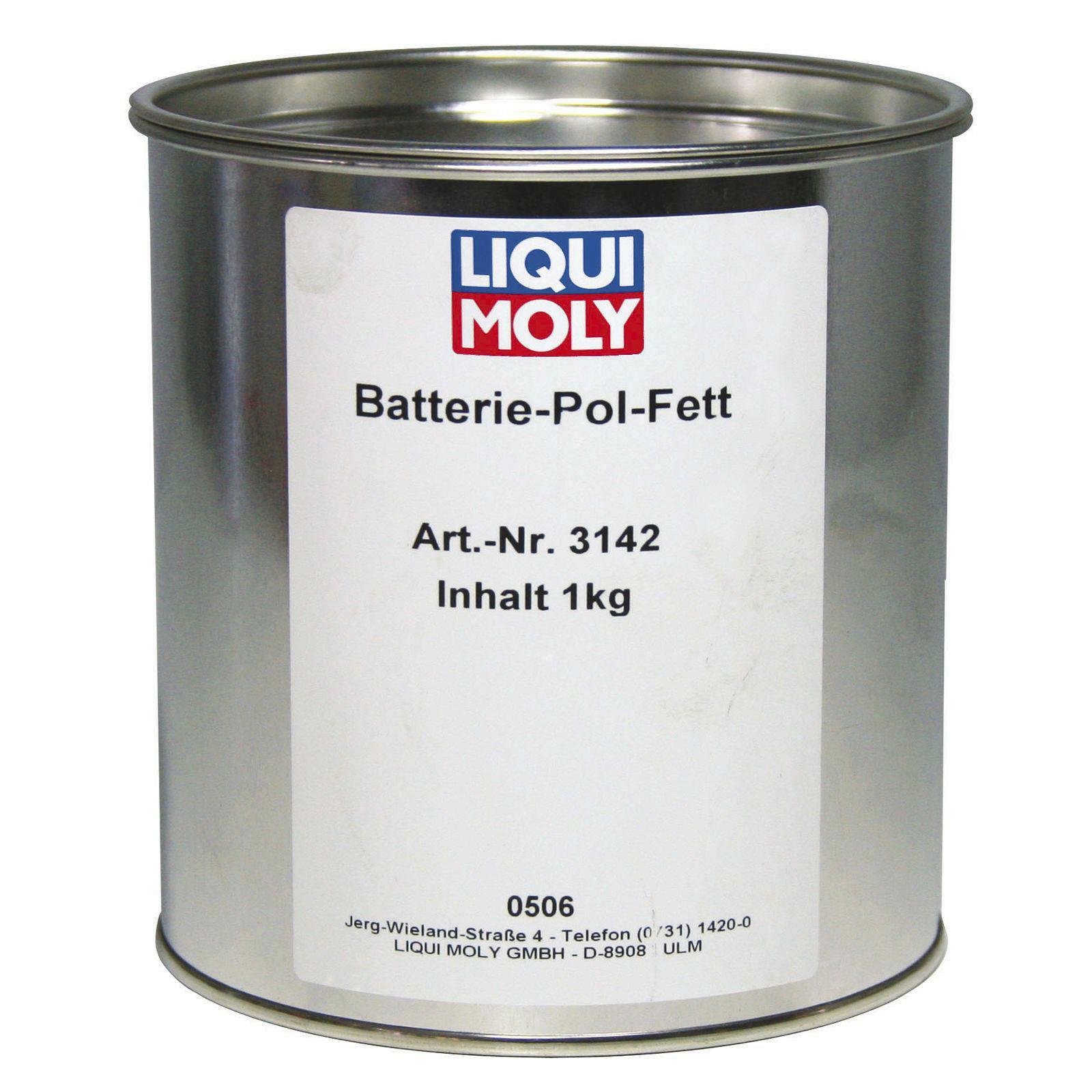 Liqui Moly Batterie-Pol-Fet 1kg