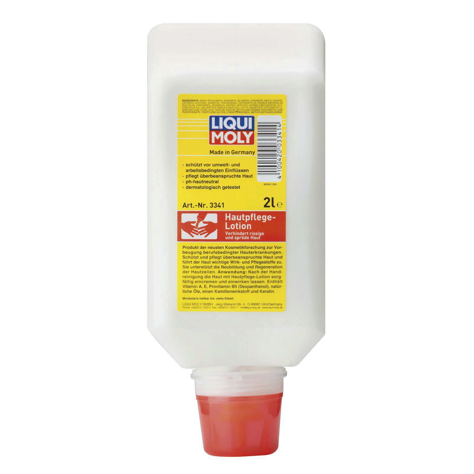Liqui Moly Hautpflege-Lotion 2l