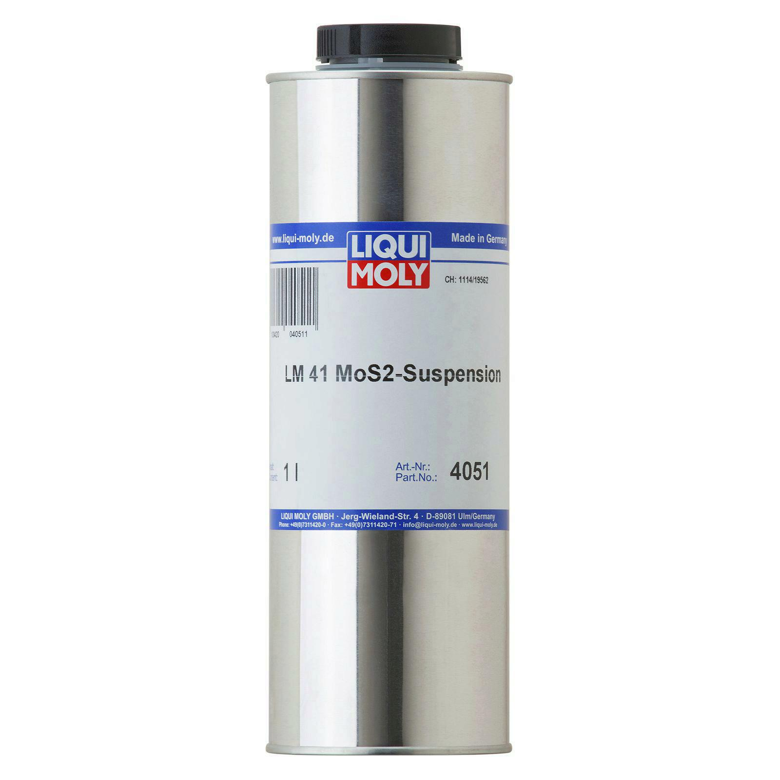 Liqui Moly 41 MoS2-Suspension 1kg