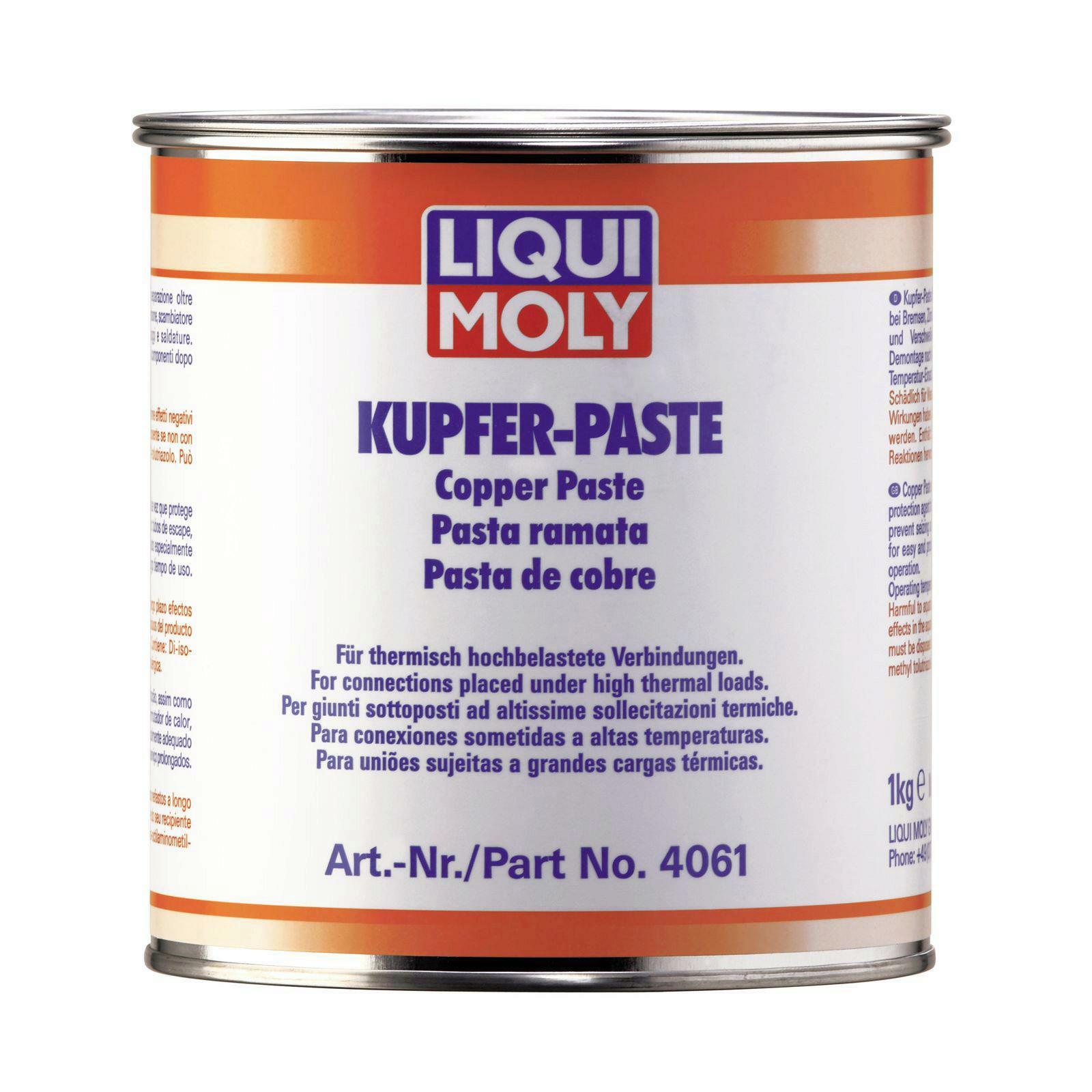 Liqui Moly Kupfer-Paste 1kg