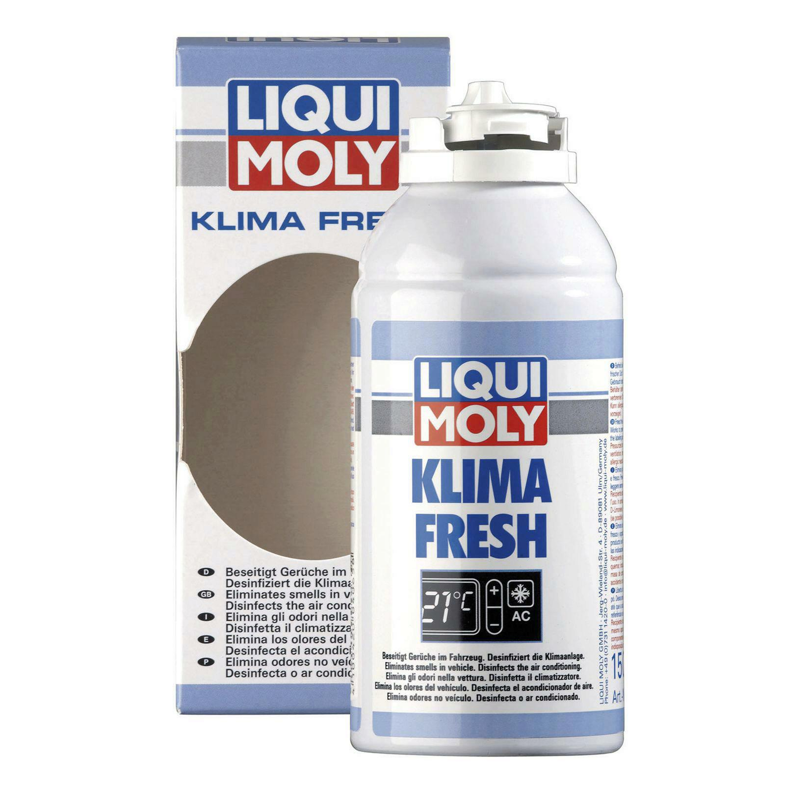 Liqui Moly Klima-Fresh 150ML