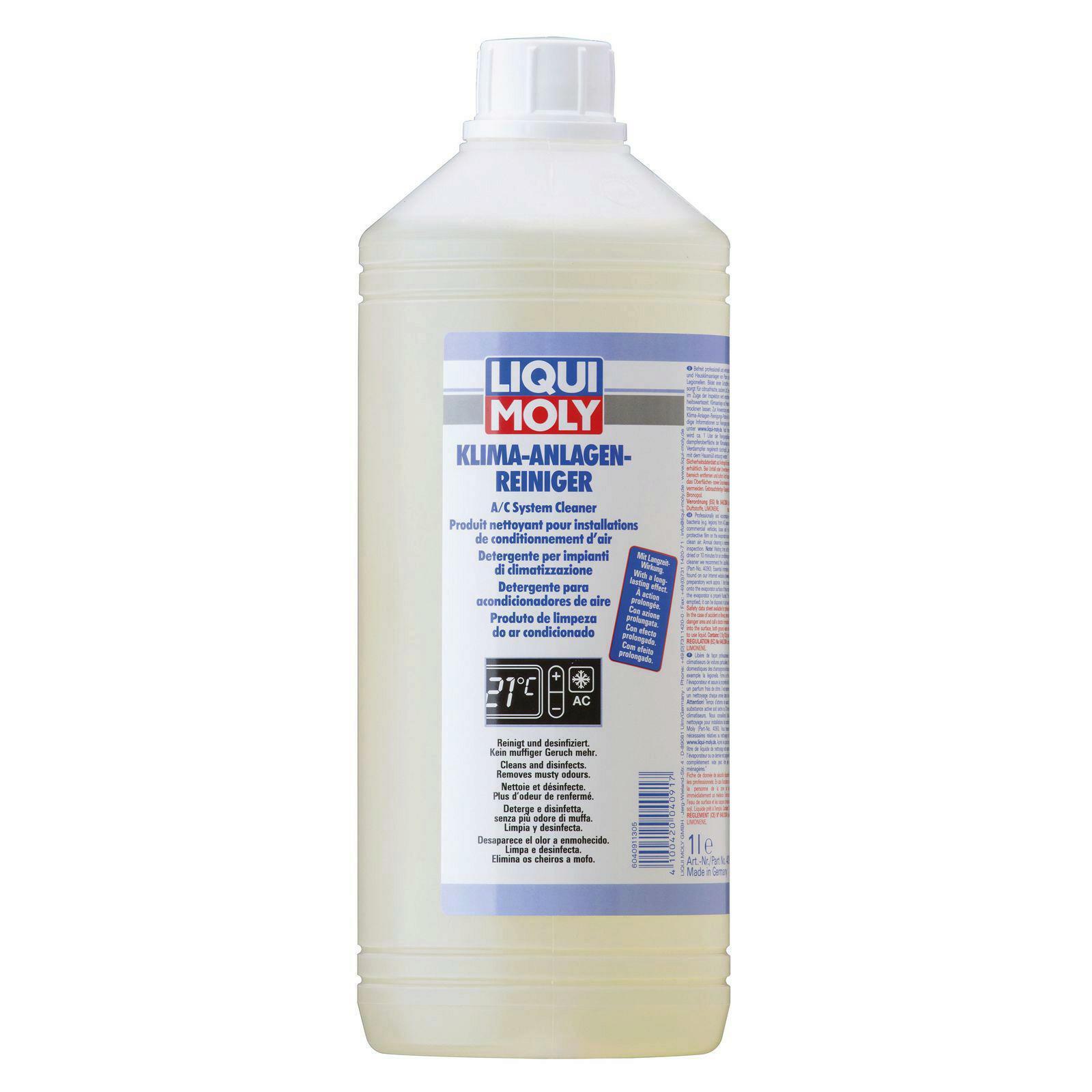 Liqui Moly Klima-Anlagen-Reiniger 1l