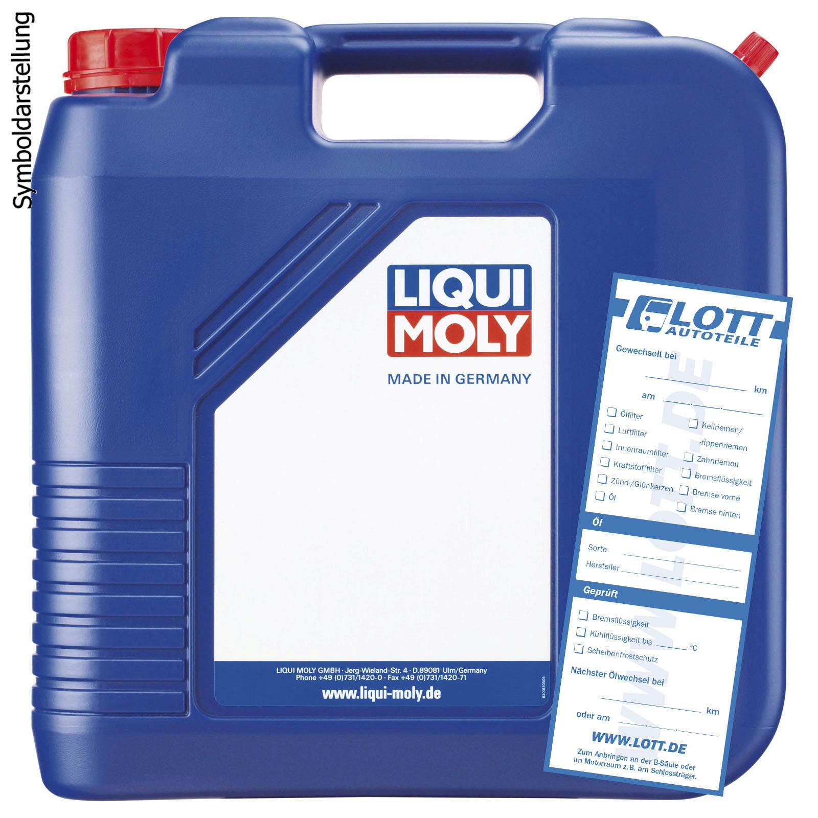 Liqui Moly Hydrauliköl HLP 22 20L