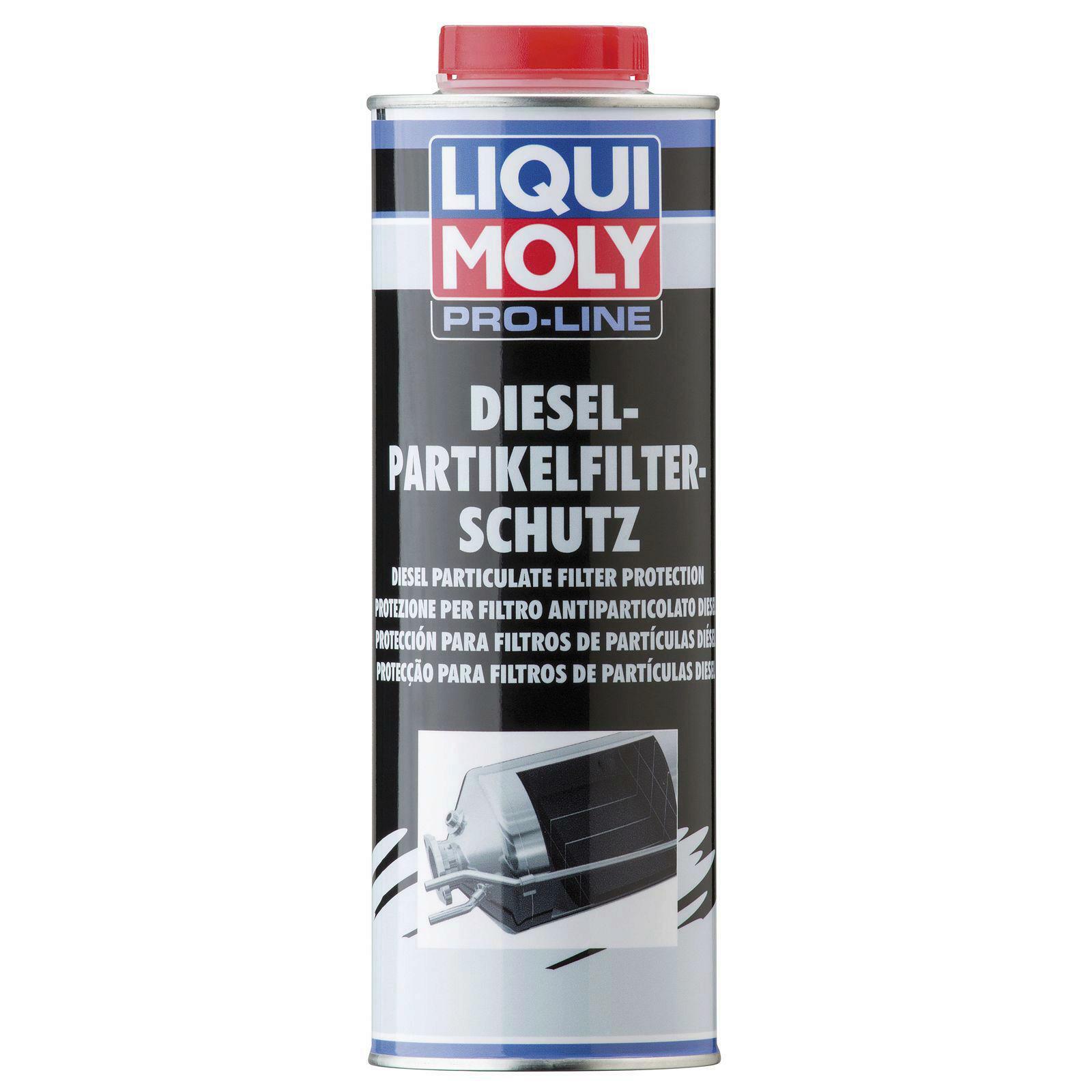 Liqui Moly Pro-Line Dieselpartikelfilter-Schutz 1l