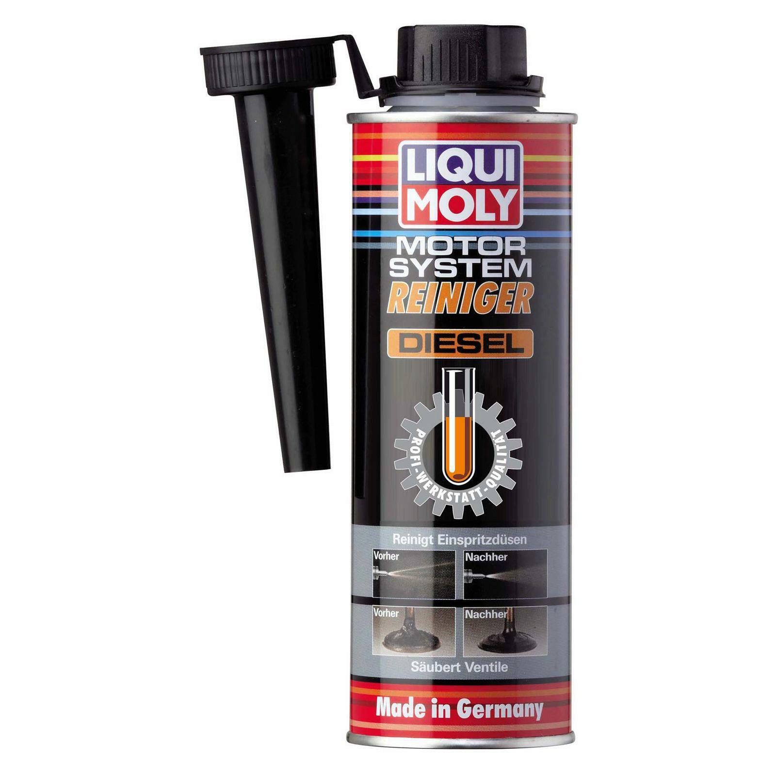 Liqui Moly Motor-System-Reiniger Diesel 300ml
