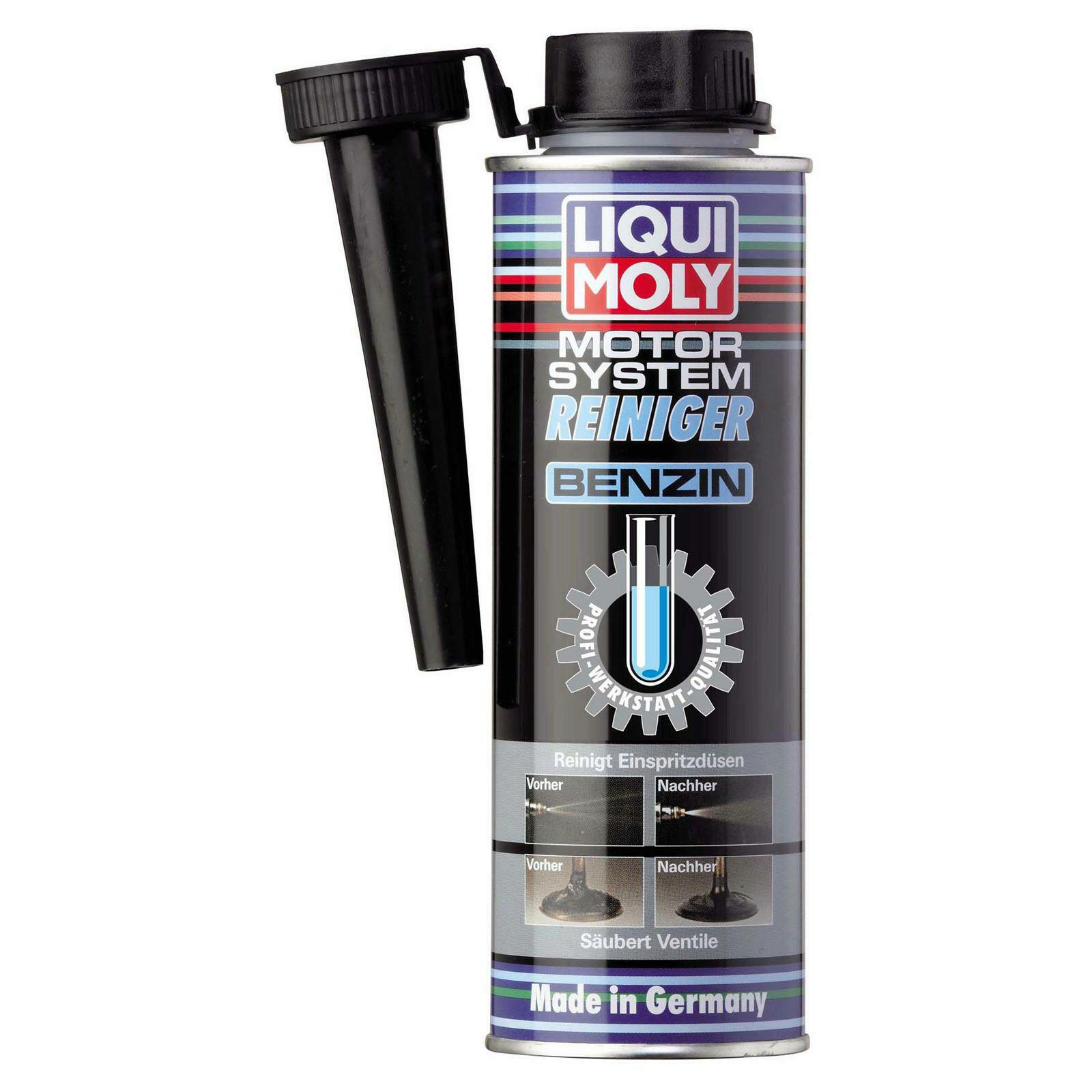 liqui moly motor system reiniger benzin 300ml lott autoteile. Black Bedroom Furniture Sets. Home Design Ideas