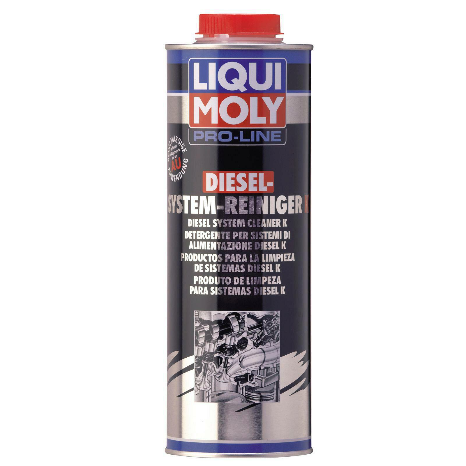 liqui moly pro line diesel system reiniger k 1l 5144 xz79586 23 49 lott. Black Bedroom Furniture Sets. Home Design Ideas