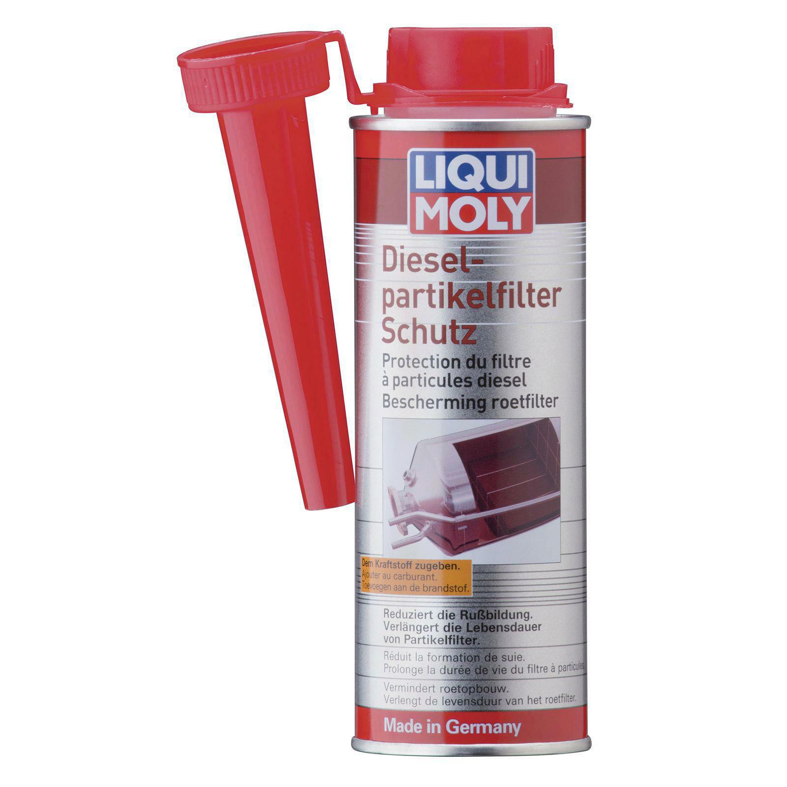 liqui moly diesel partikelfilter schutz 250ml 5148 xy313877 7 79 lott. Black Bedroom Furniture Sets. Home Design Ideas