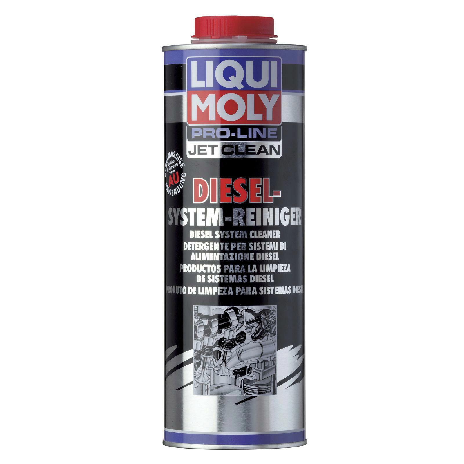 Liqui Moly Pro-Line JetClean Diesel-System-Reiniger 1l