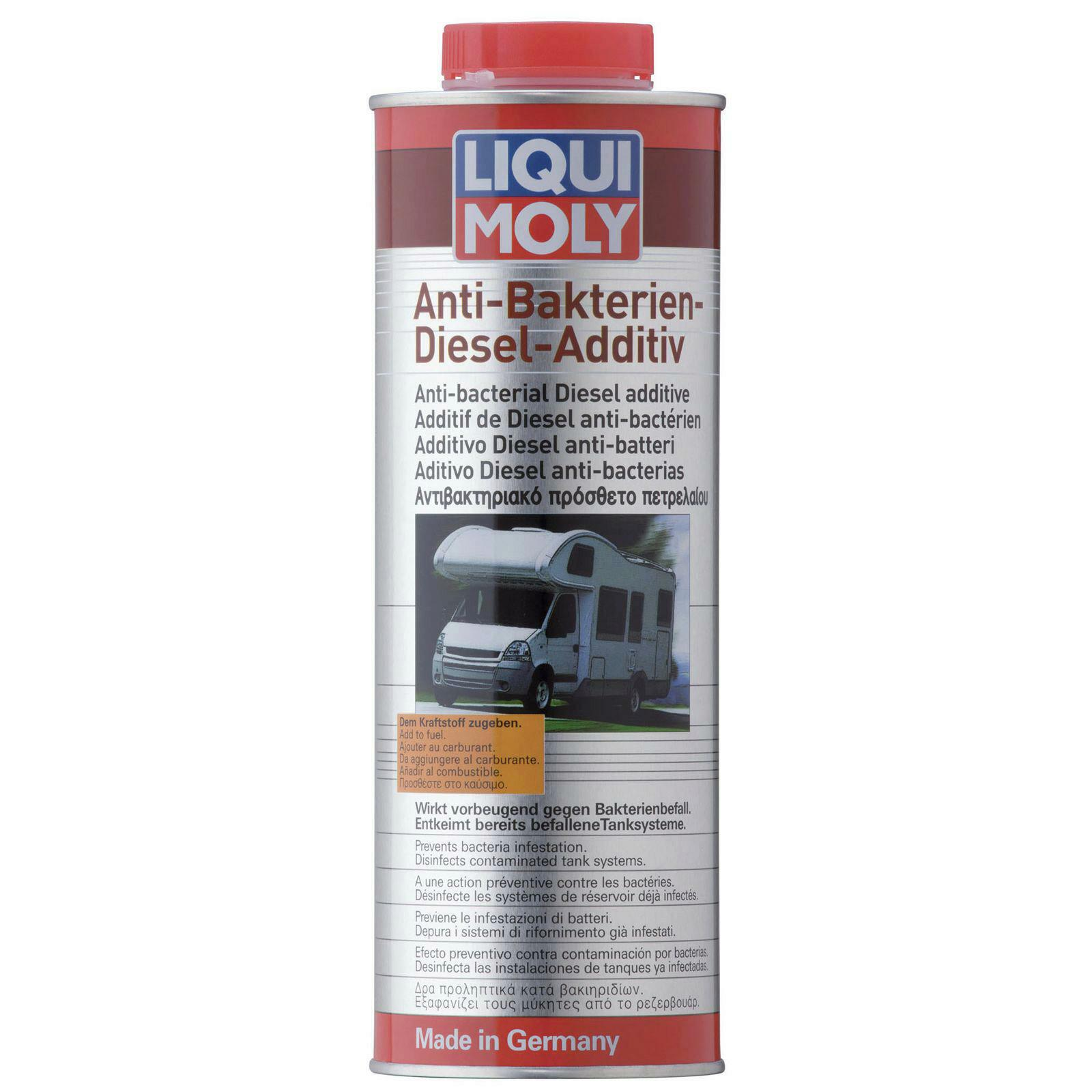 Liqui Moly Anti-Bakterien-Diesel-Additiv 1l