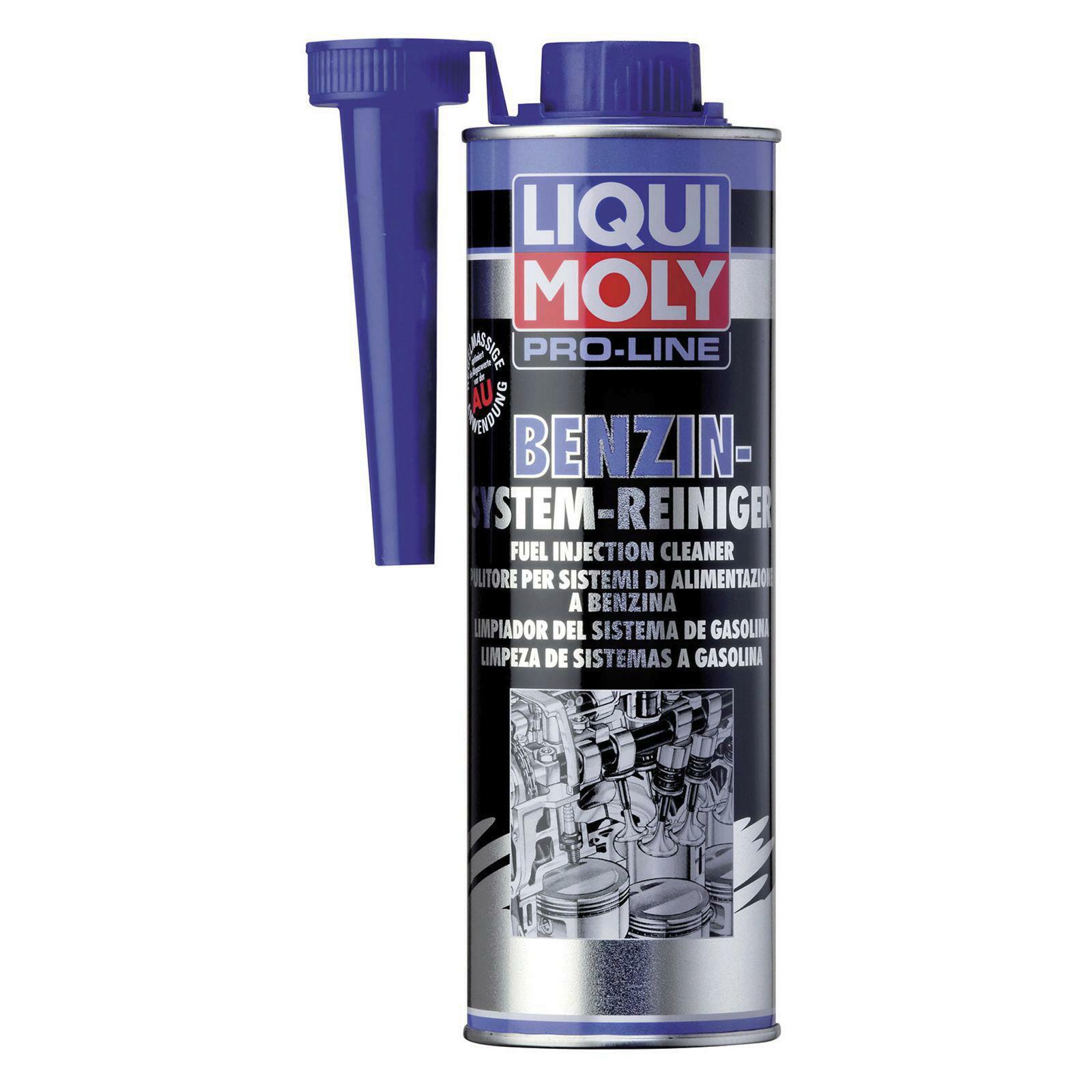 Liqui Moly Pro-Line Benzin-System-Reiniger 500ml