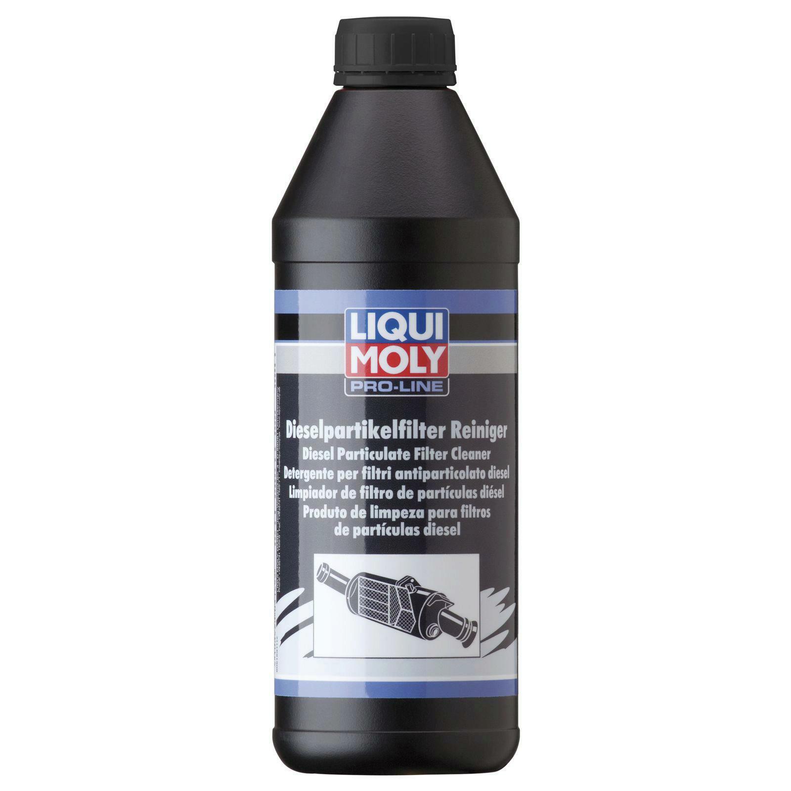 Liqui Moly Pro-Line Dieselpartikelfilter-Reiniger 1l