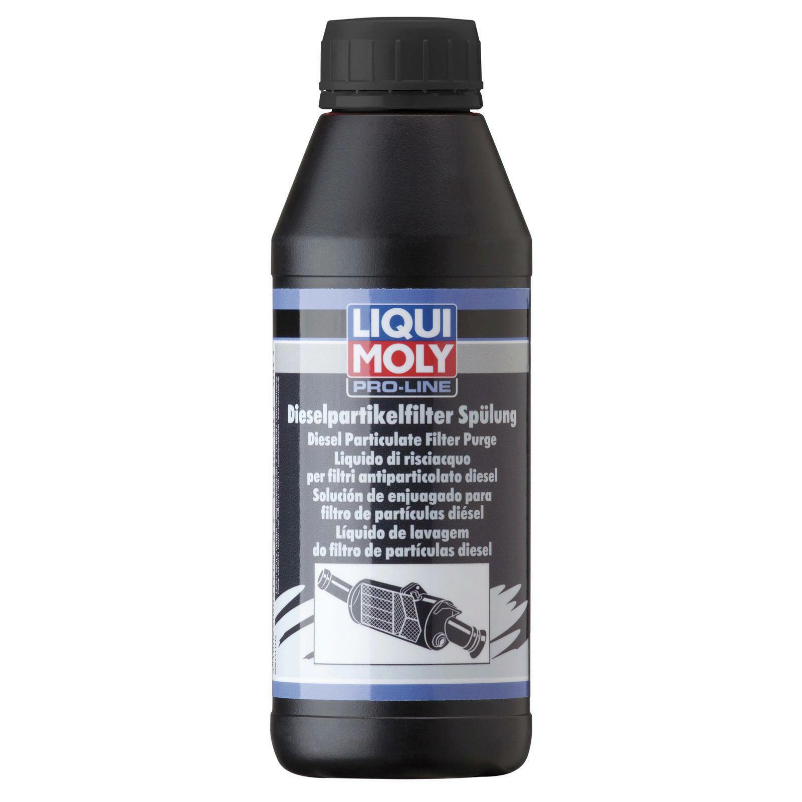 Liqui Moly Pro-Line Dieselpartikelfilter-Spühlung 500ml