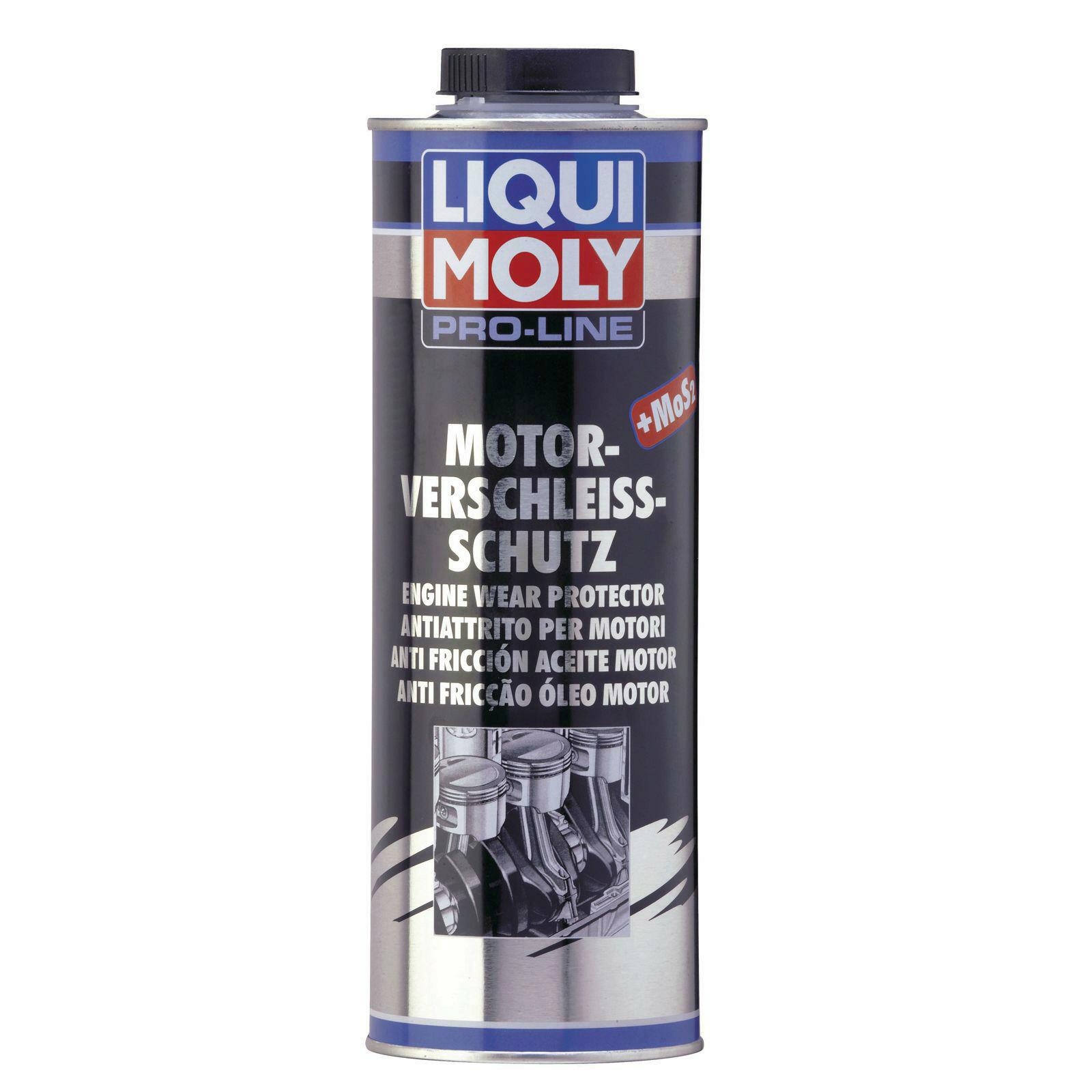 Liqui Moly Pro-Line Motor Verschleiß Schutz 1l