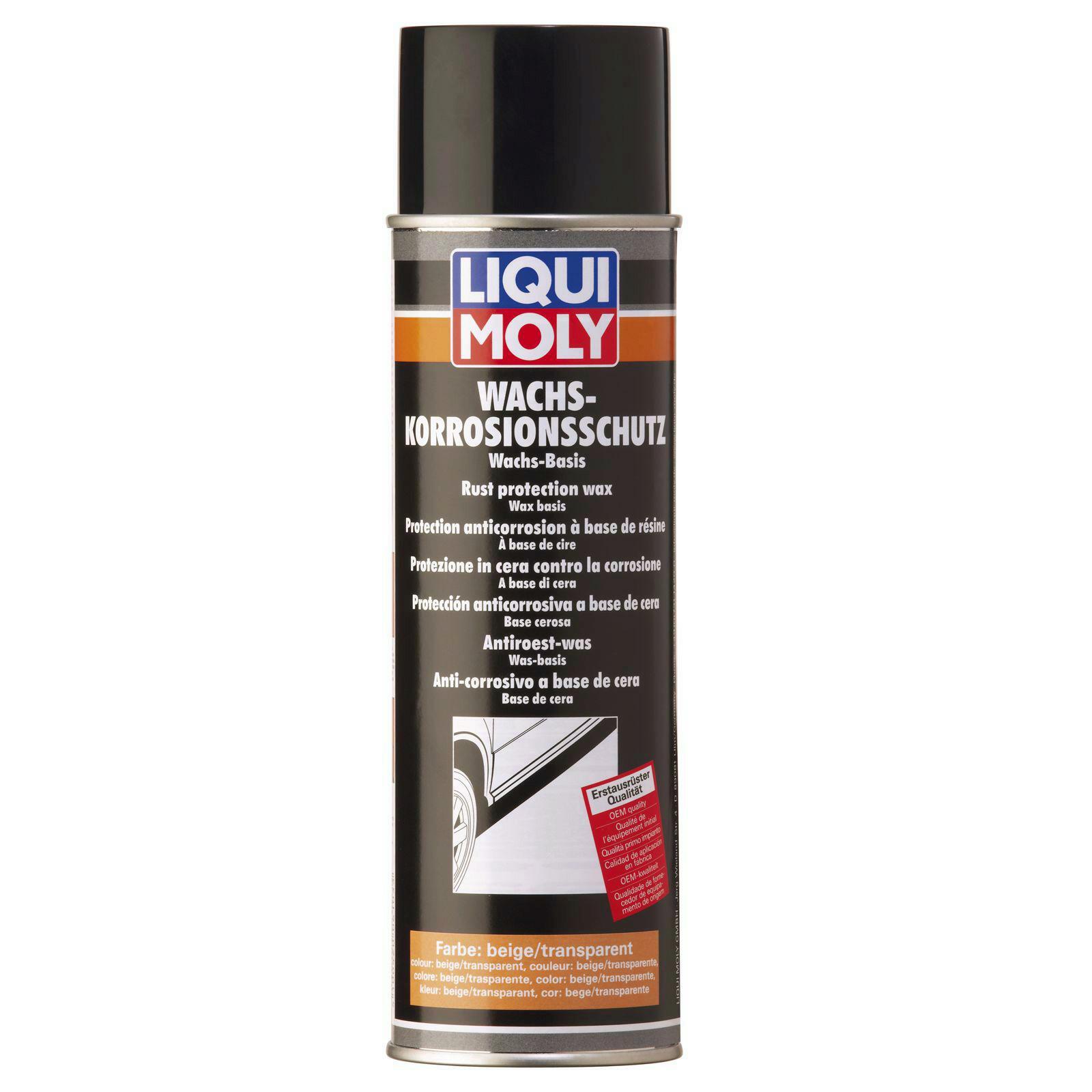 Liqui Moly Wachs-Korrosions-Schutz braun/transparent 500ml
