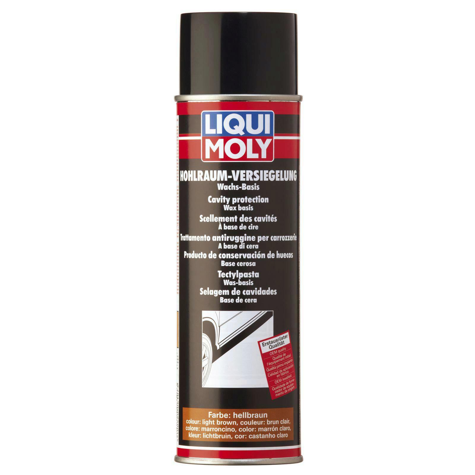Liqui Moly Hohlraum-Versiegelung hellbraun 500ml