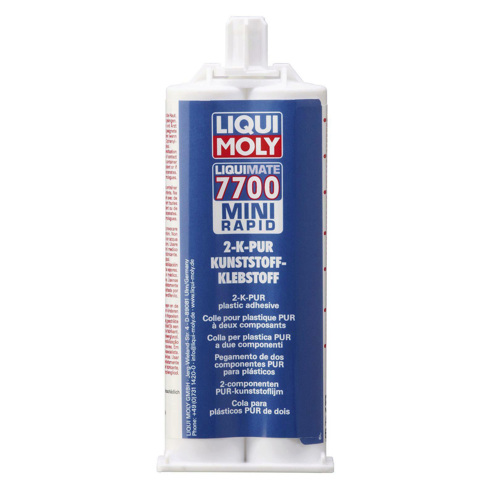 Liqui Moly Liquimate 7700 Mini Rapid Kartusche 50ml