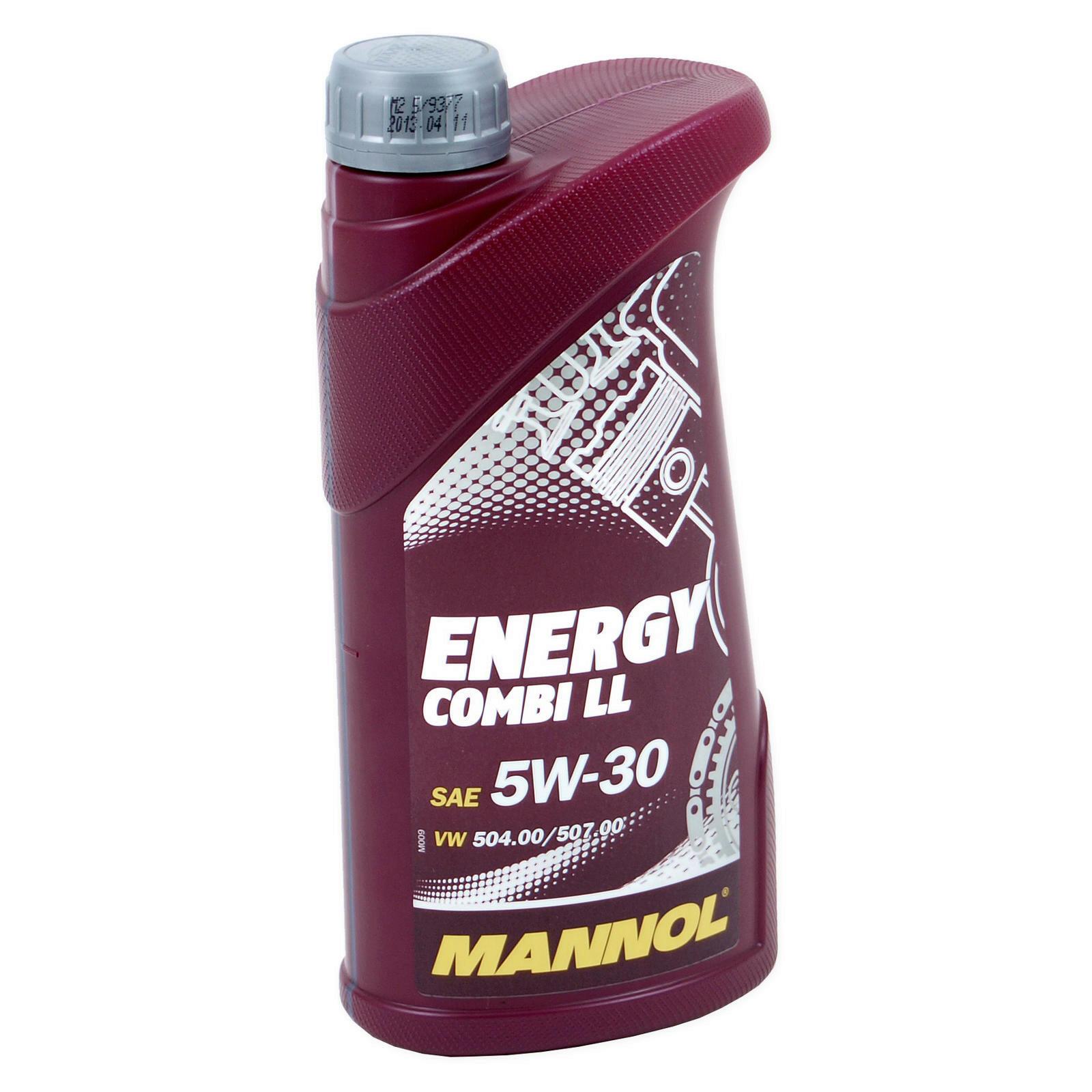MOTORÖL MANNOL ENERGY COMBI LL 5W30 1 Liter