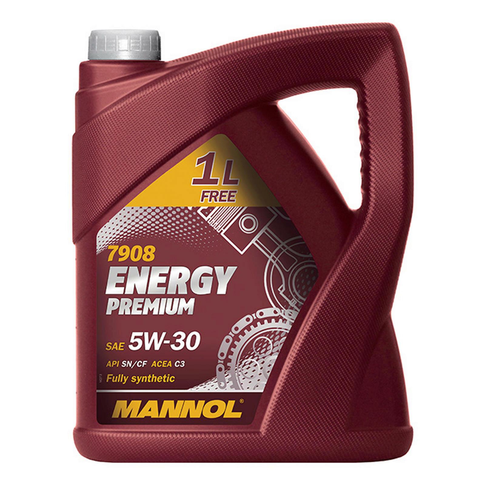 5 Liter Mannol Energy Premium 5W-30