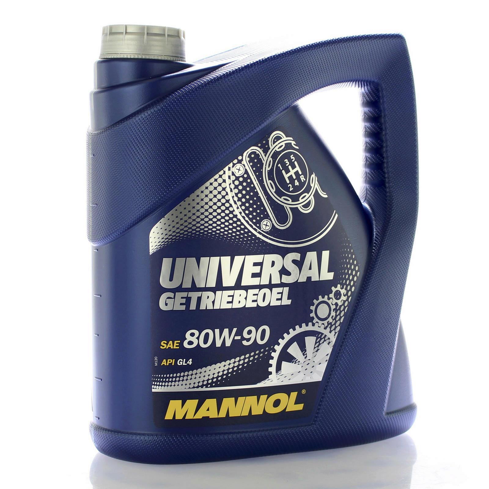 Mannol Universal Getriebeöl 4L