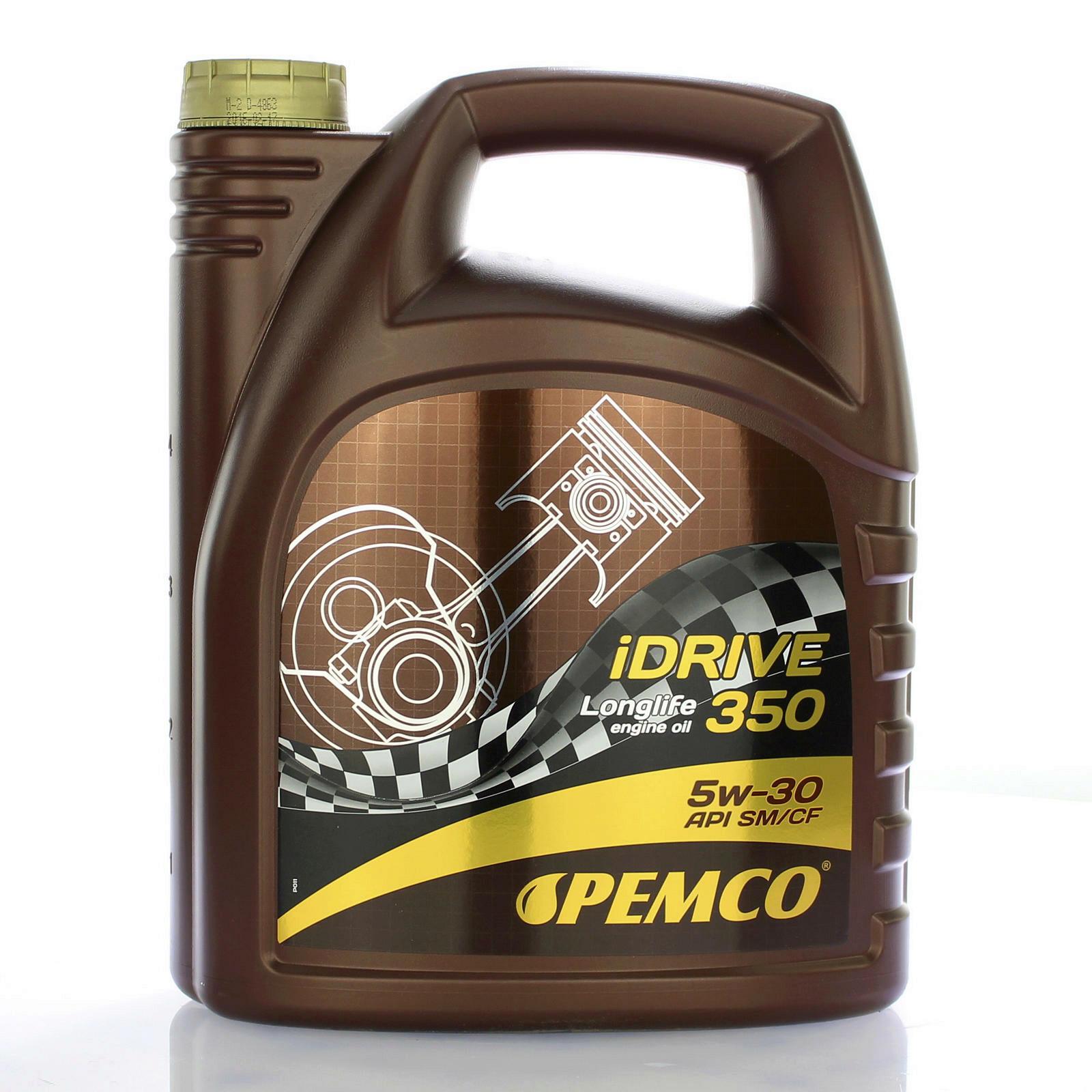 5L Motorenöl 5W-30 Pemco iDrive 350