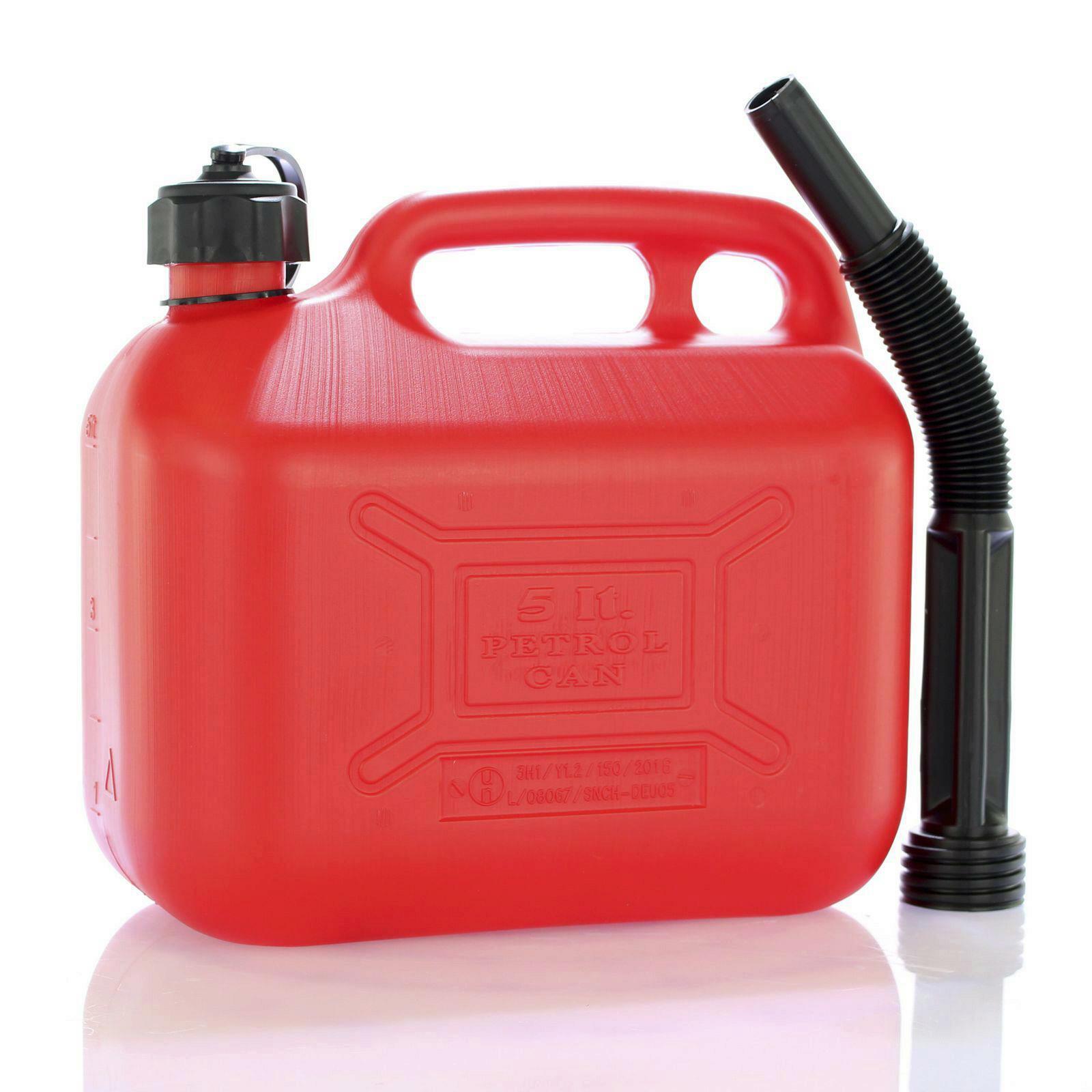 5l Benzinkanister Kunststoff