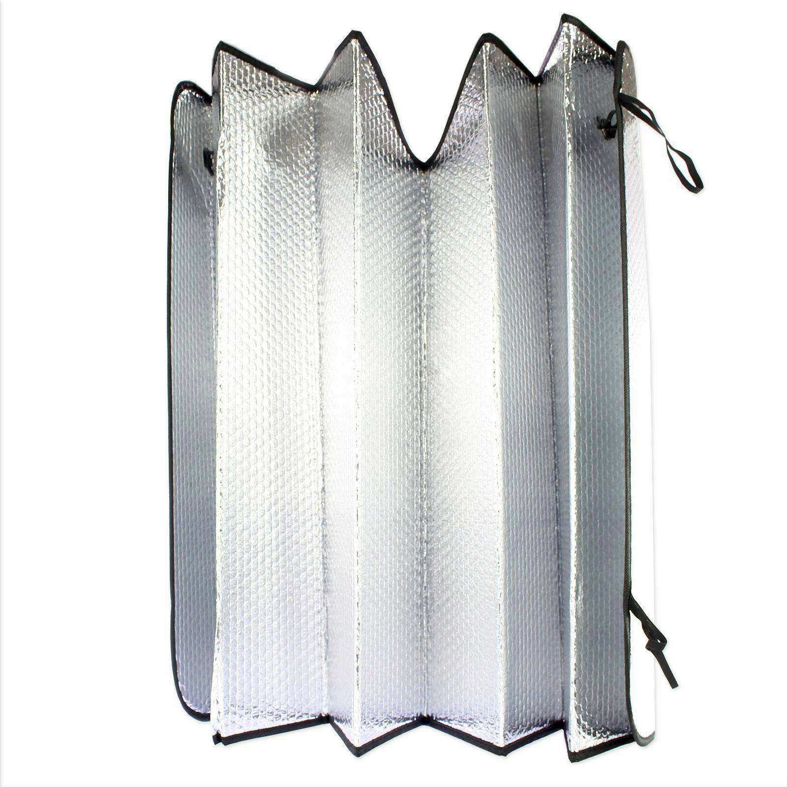 Sonnenschutz, Sonnenblende 150x70 cm Alu