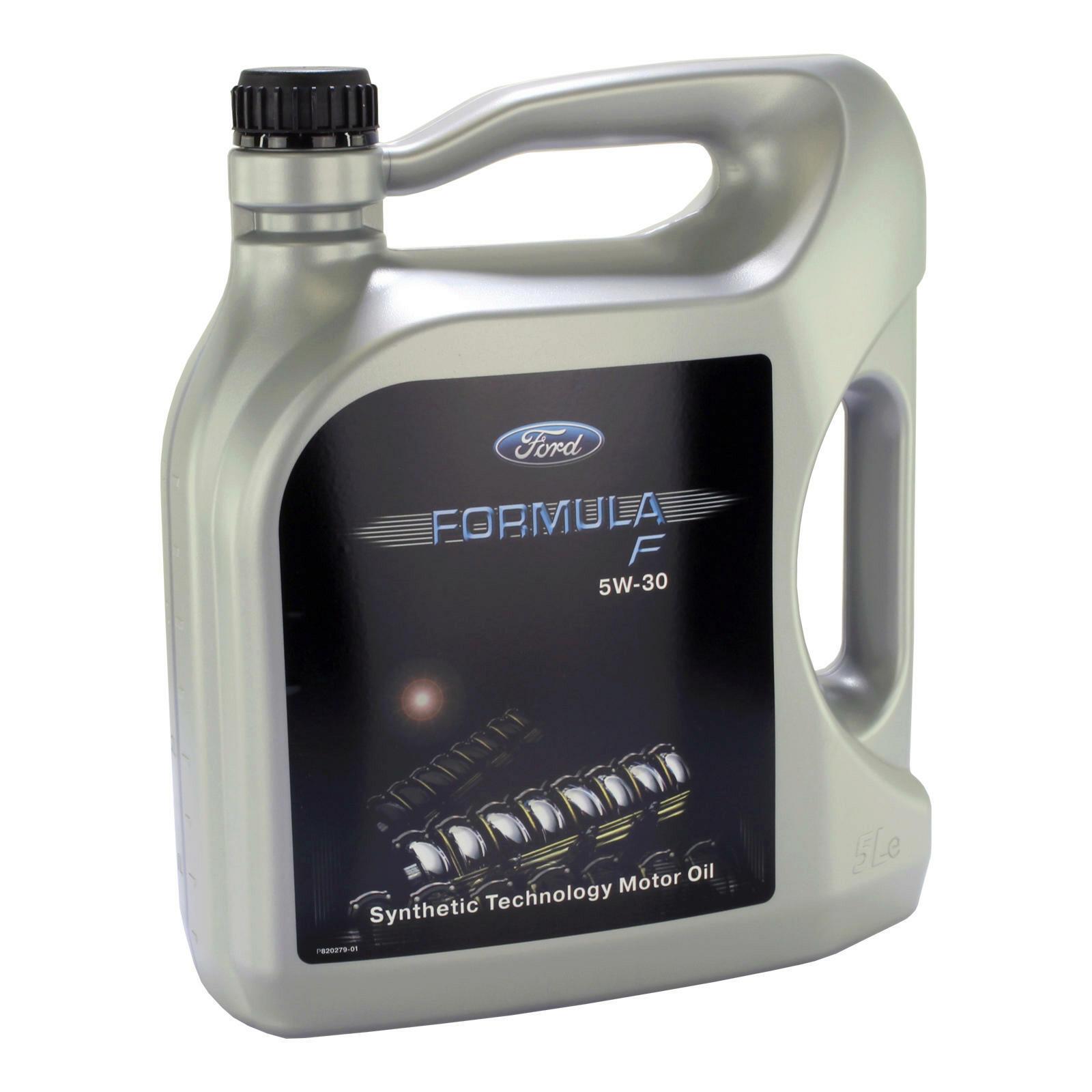 Ford Formula F Motoröl 5W-30 5L
