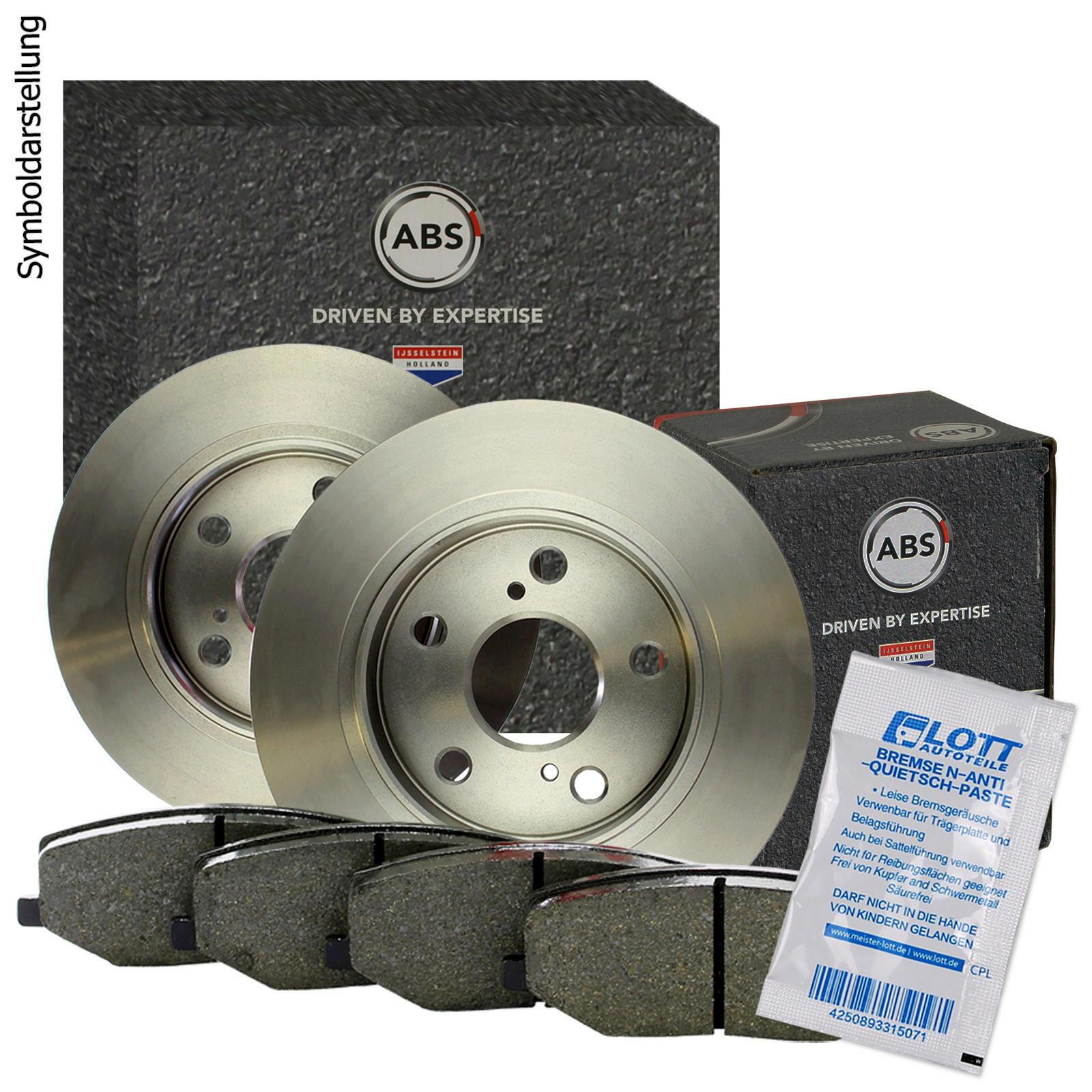 ABS Bremsenset