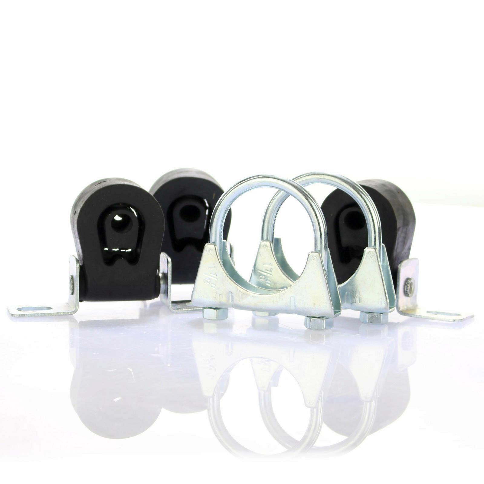 komplette auspuffanlage auspuff ab kat montagesatz f r. Black Bedroom Furniture Sets. Home Design Ideas