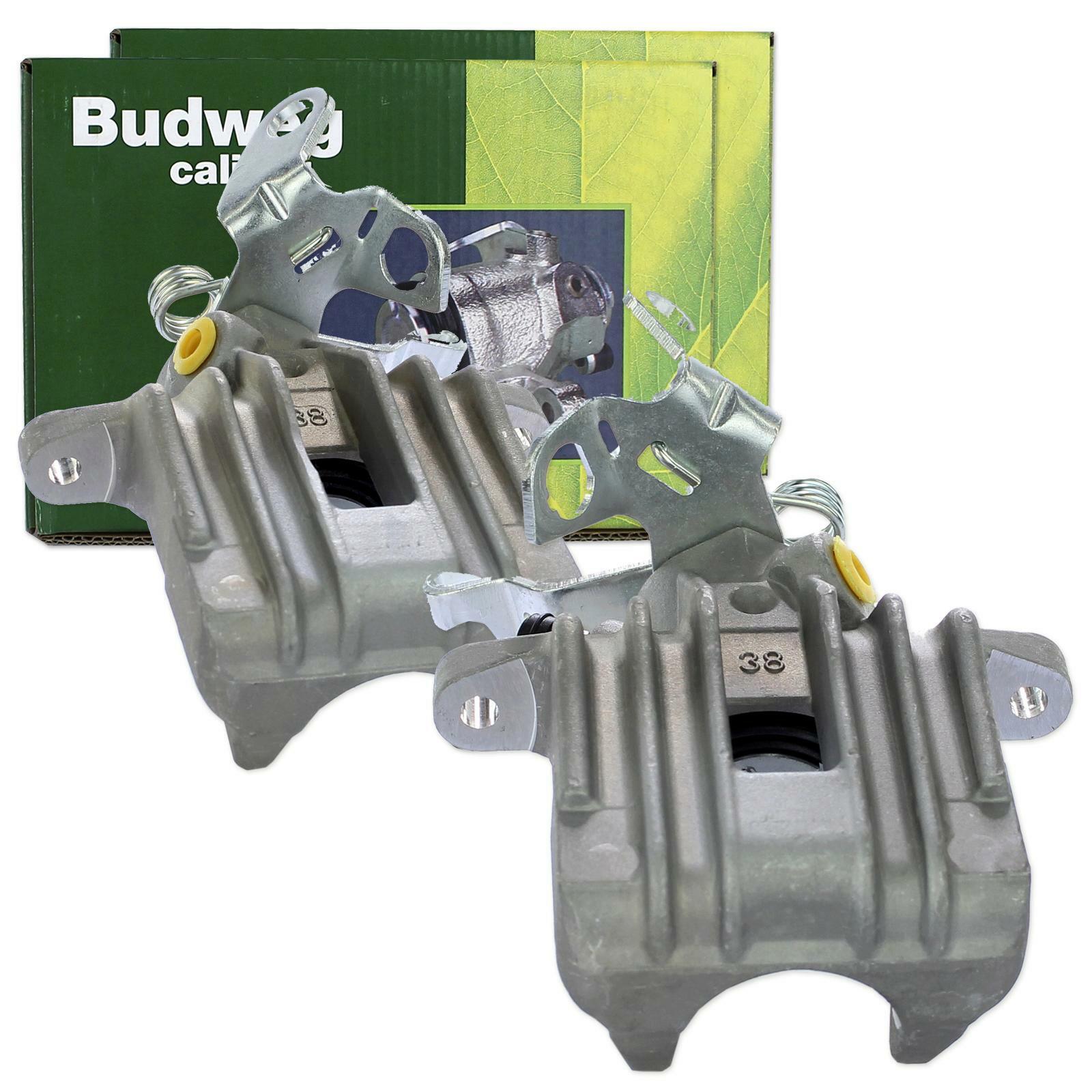 BUDWEG Bremssattel Set