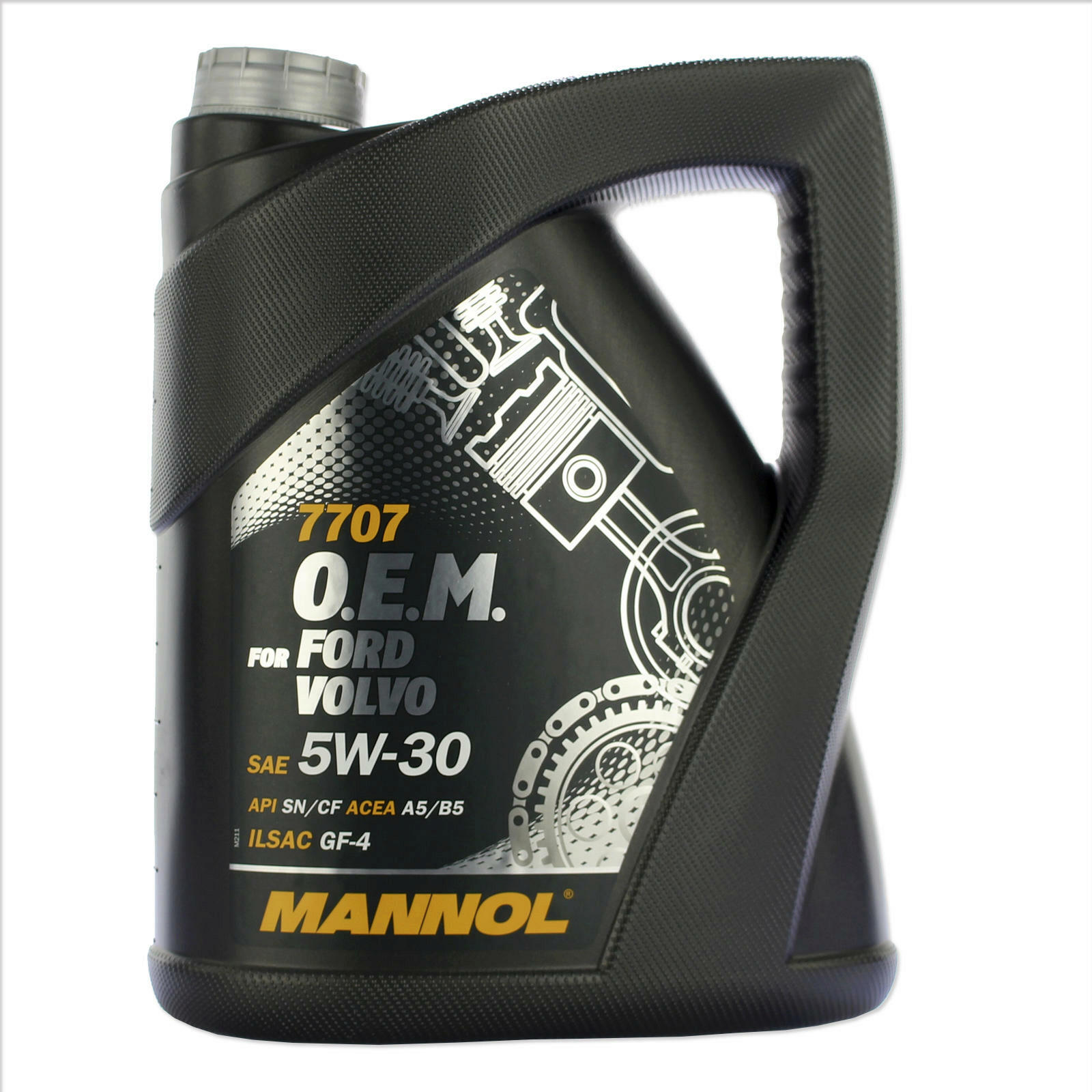 Ölwechsel Set 5 Liter 5W30 Öl + Ölfilter + Ablassschraube