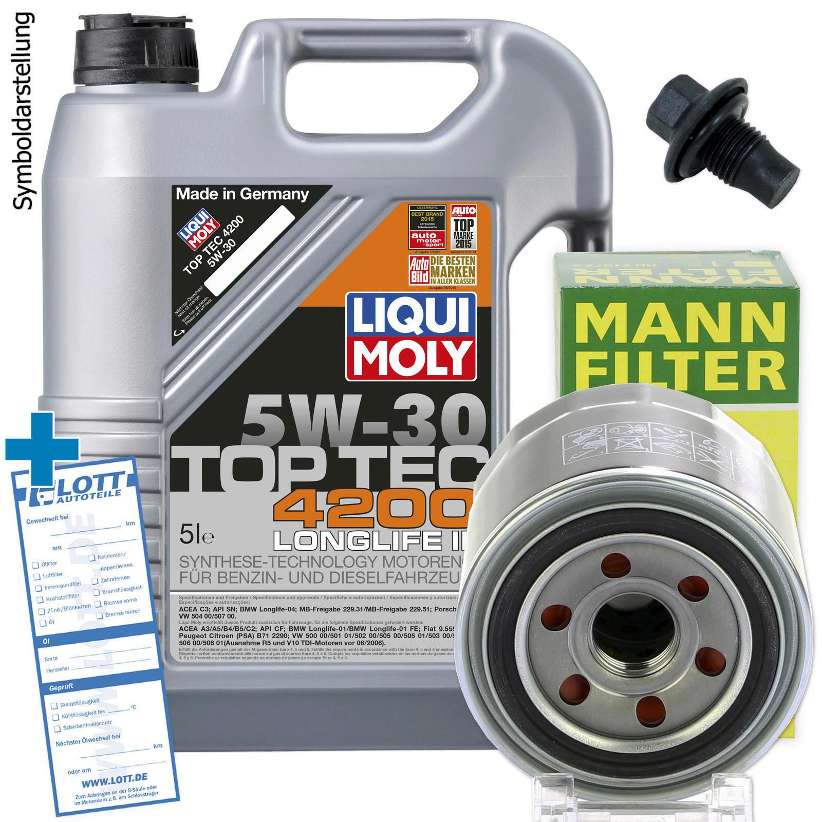 MANN Kraftstofffilter Hyundai ix20 i30 CRDi CW Kia Venga 1,4-2,0