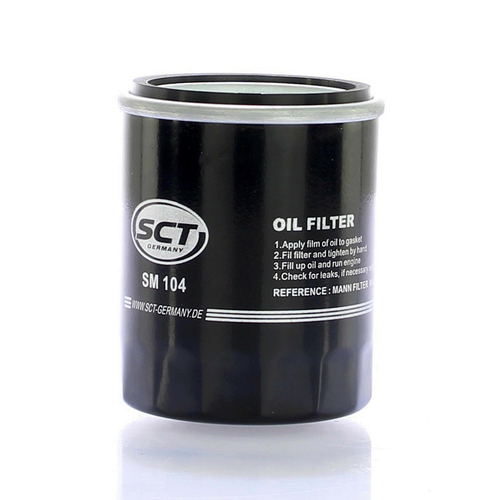 Ölwechsel Set 5 Liter 5W30 Öl + Ölfilter