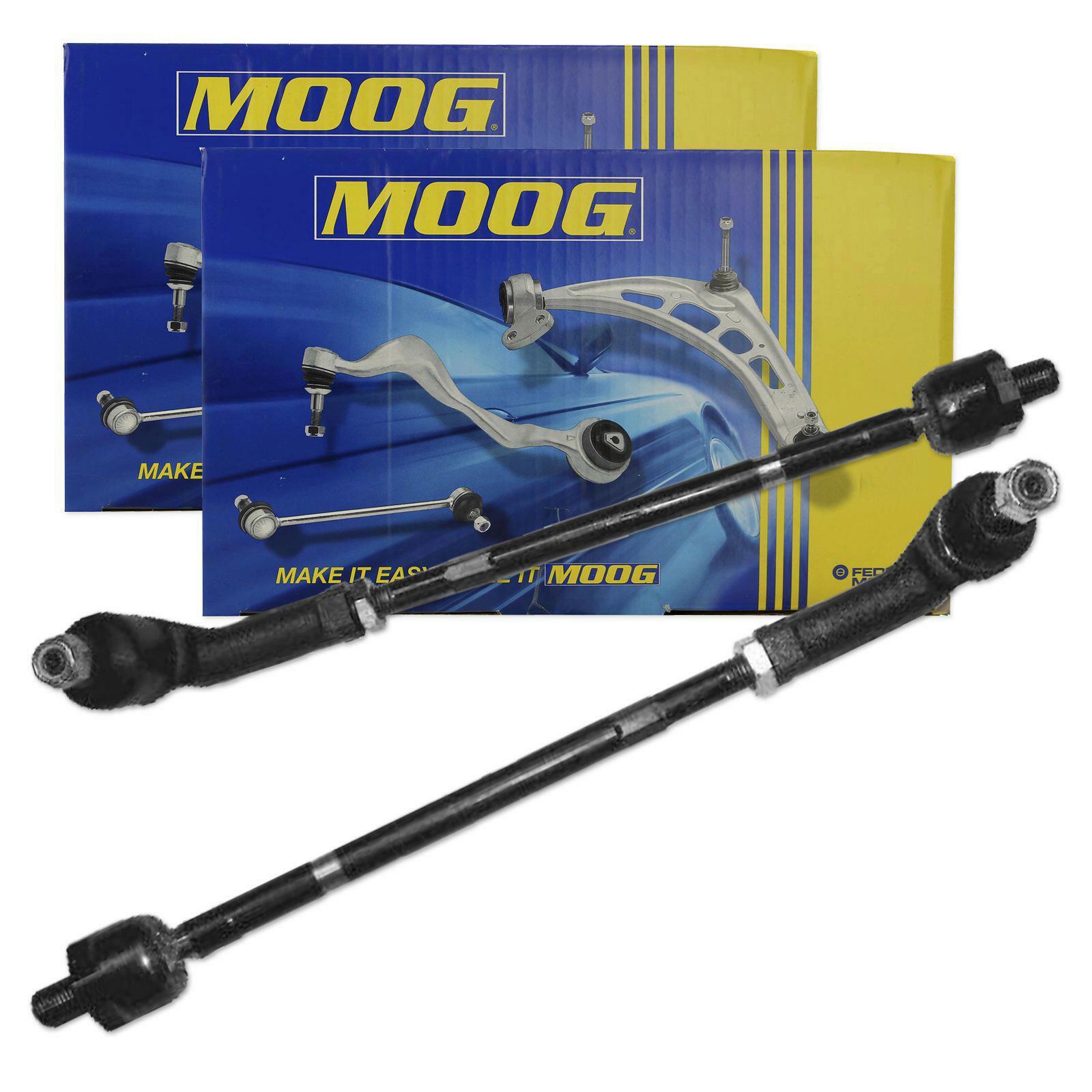 2x MOOG Spurstange