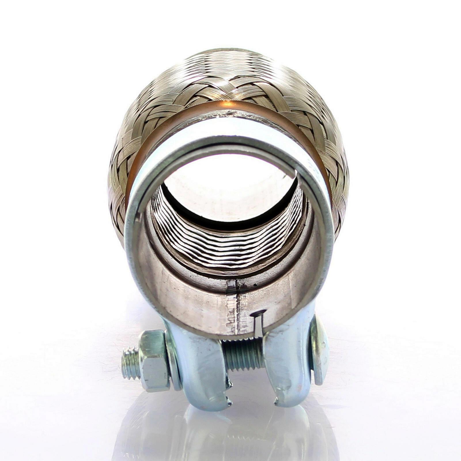 Flexrohr Set mit Bandschelle 50x100 mm