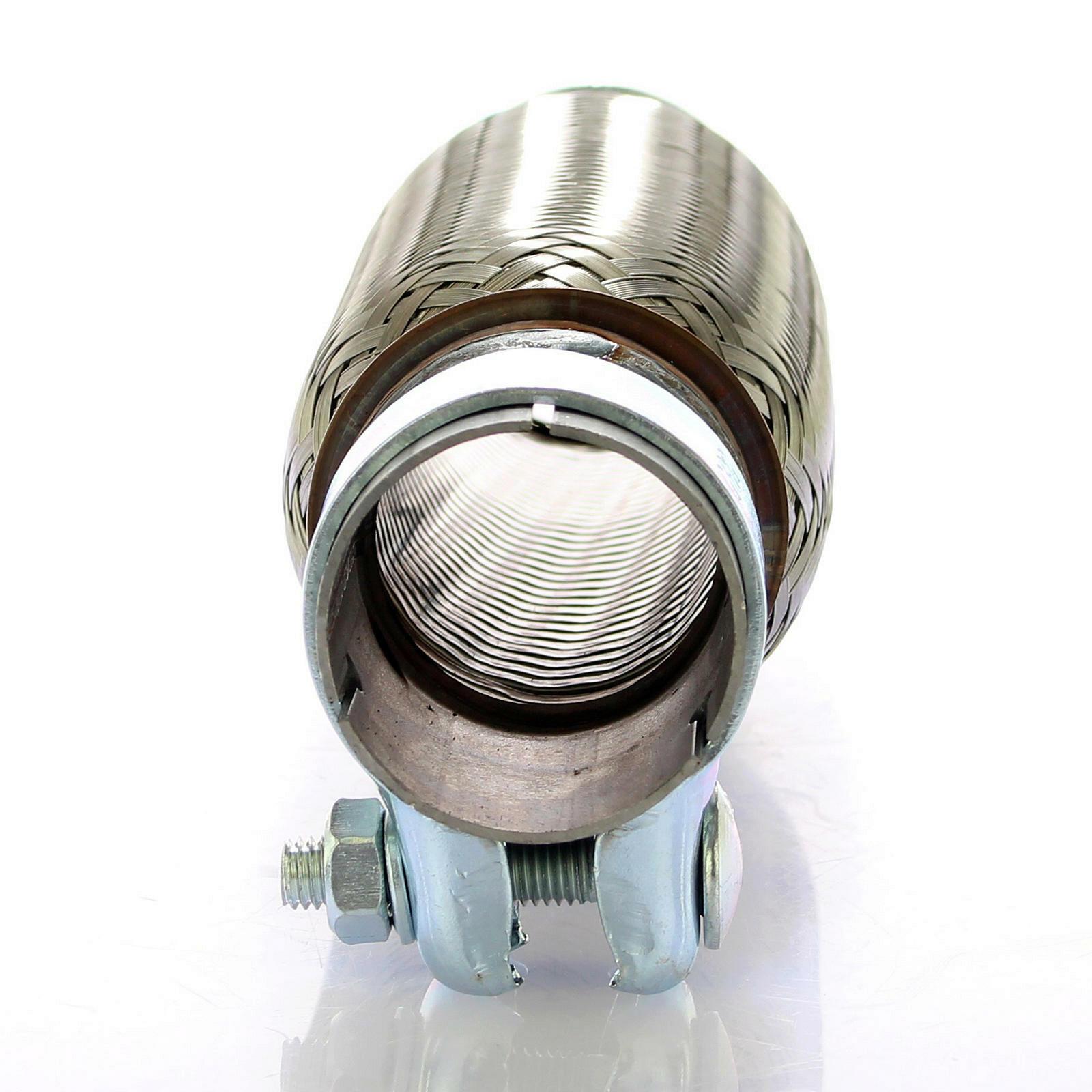 Flexrohr Set mit Bandschelle 50x200 mm