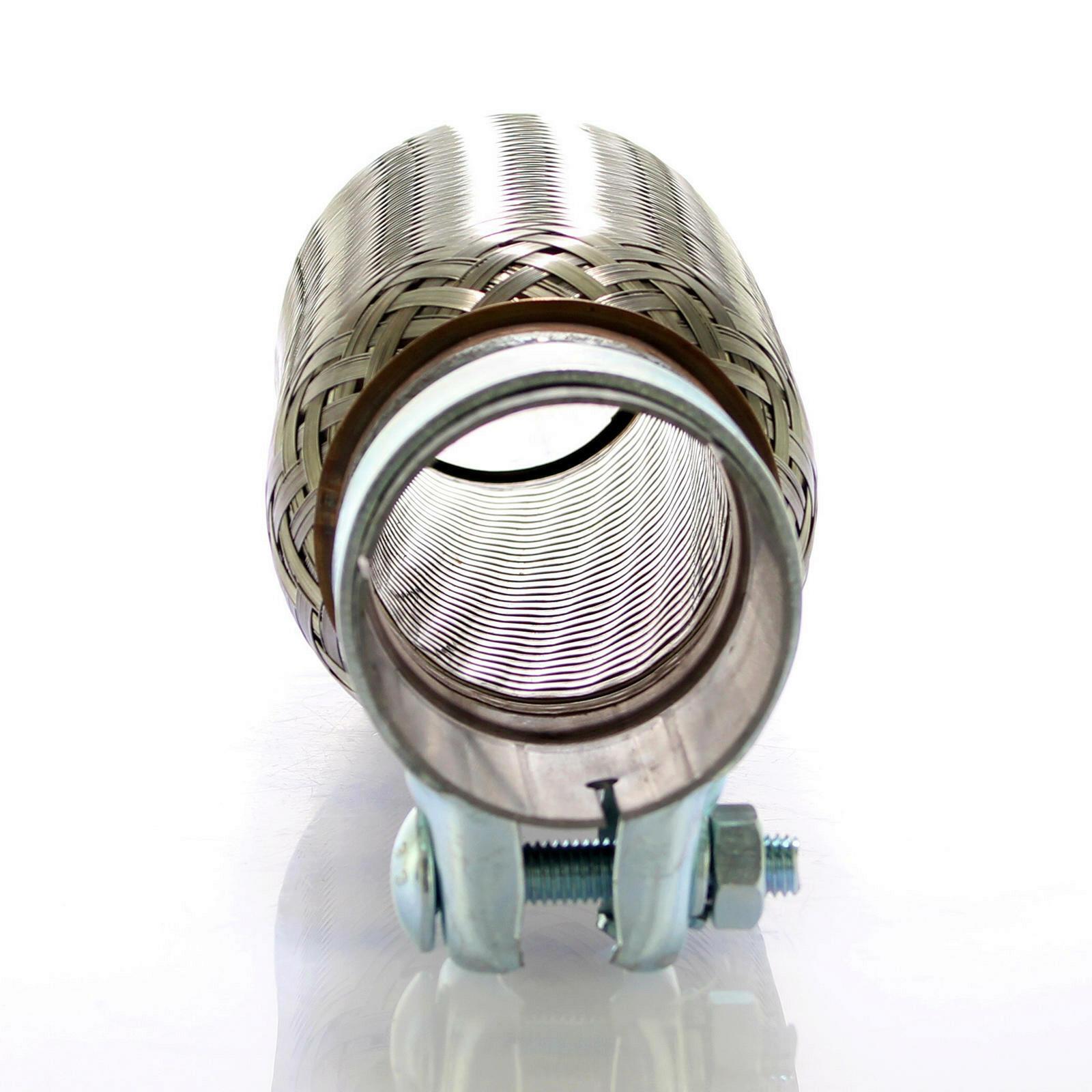 Flexrohr Set mit Bandschelle 60x200 mm