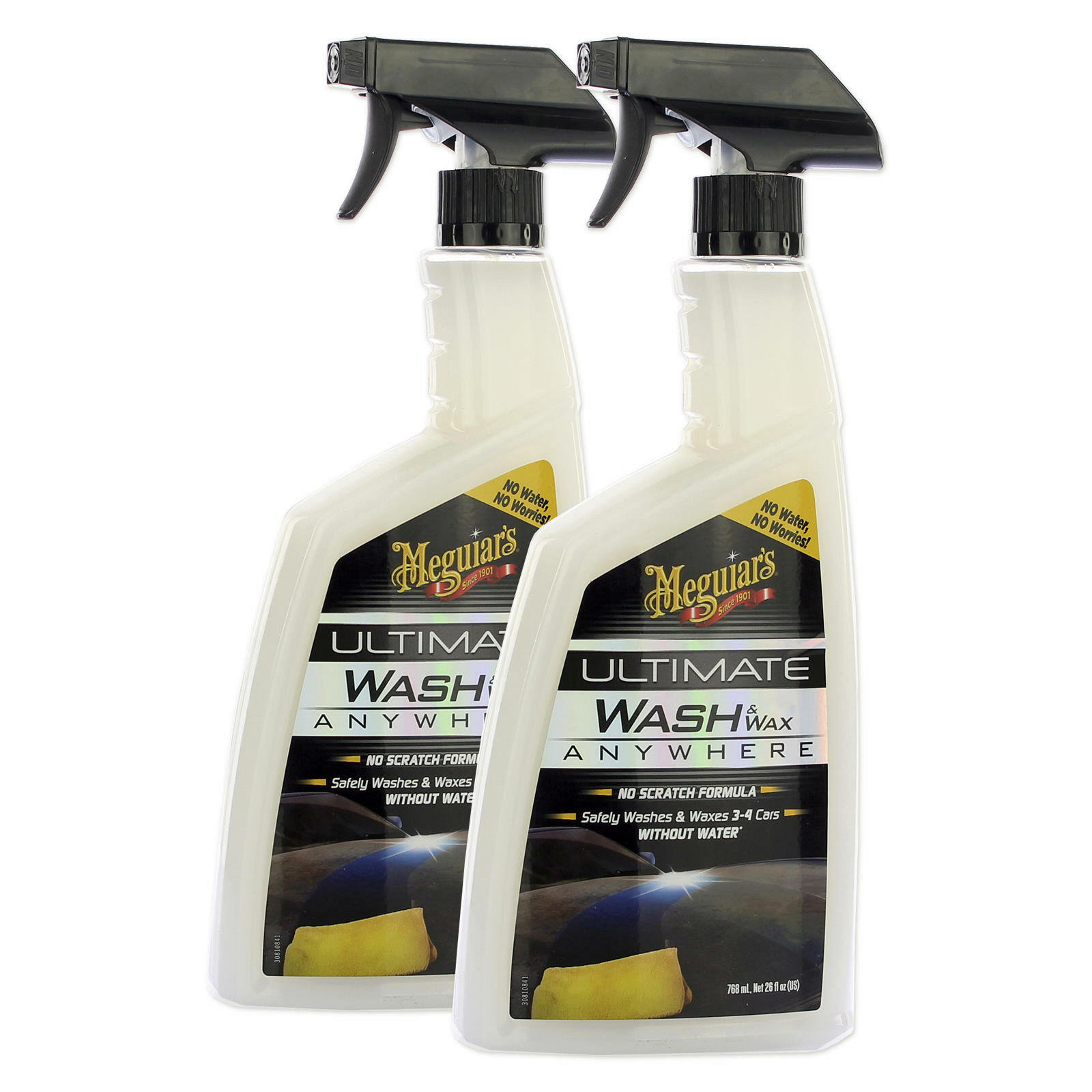 2x meguiars ultimate wash wax anywhere 769ml w sche. Black Bedroom Furniture Sets. Home Design Ideas
