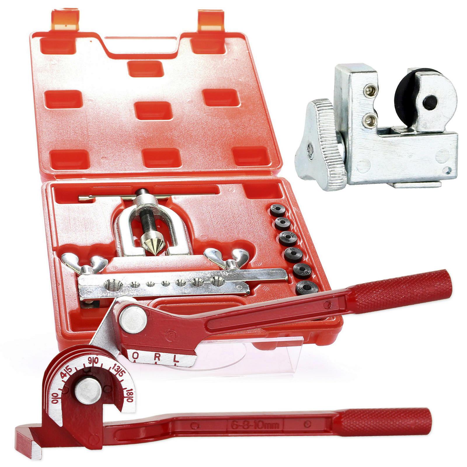3-tlg Bördelwerkzeug Set