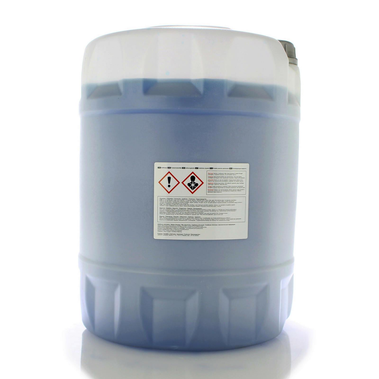 Mannol Frostschutz AG11 20L + Auslaufhahn