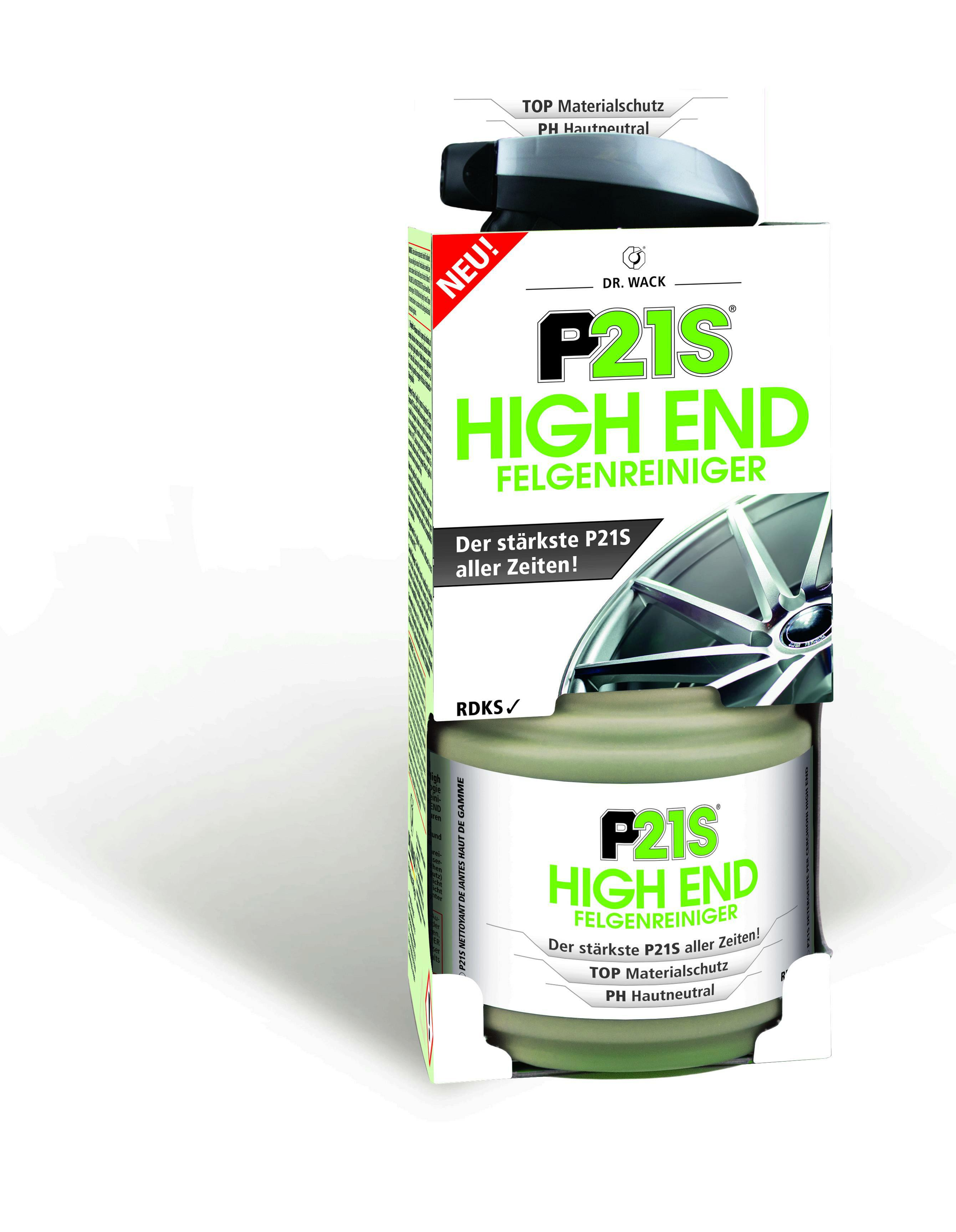 P21S High End Felgenreiniger
