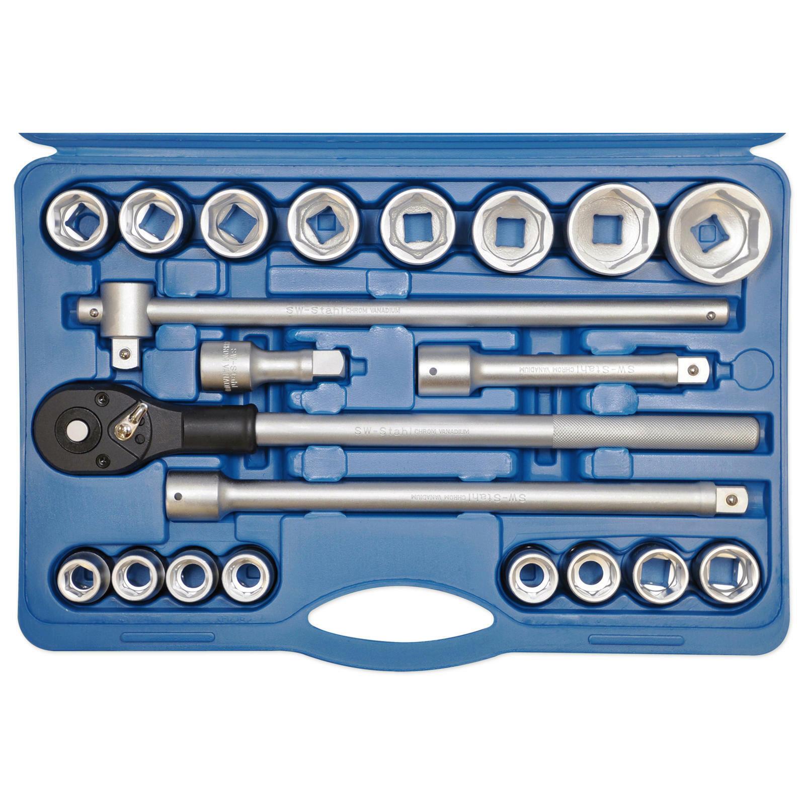 SW-Stahl Steckschlüsselsatz